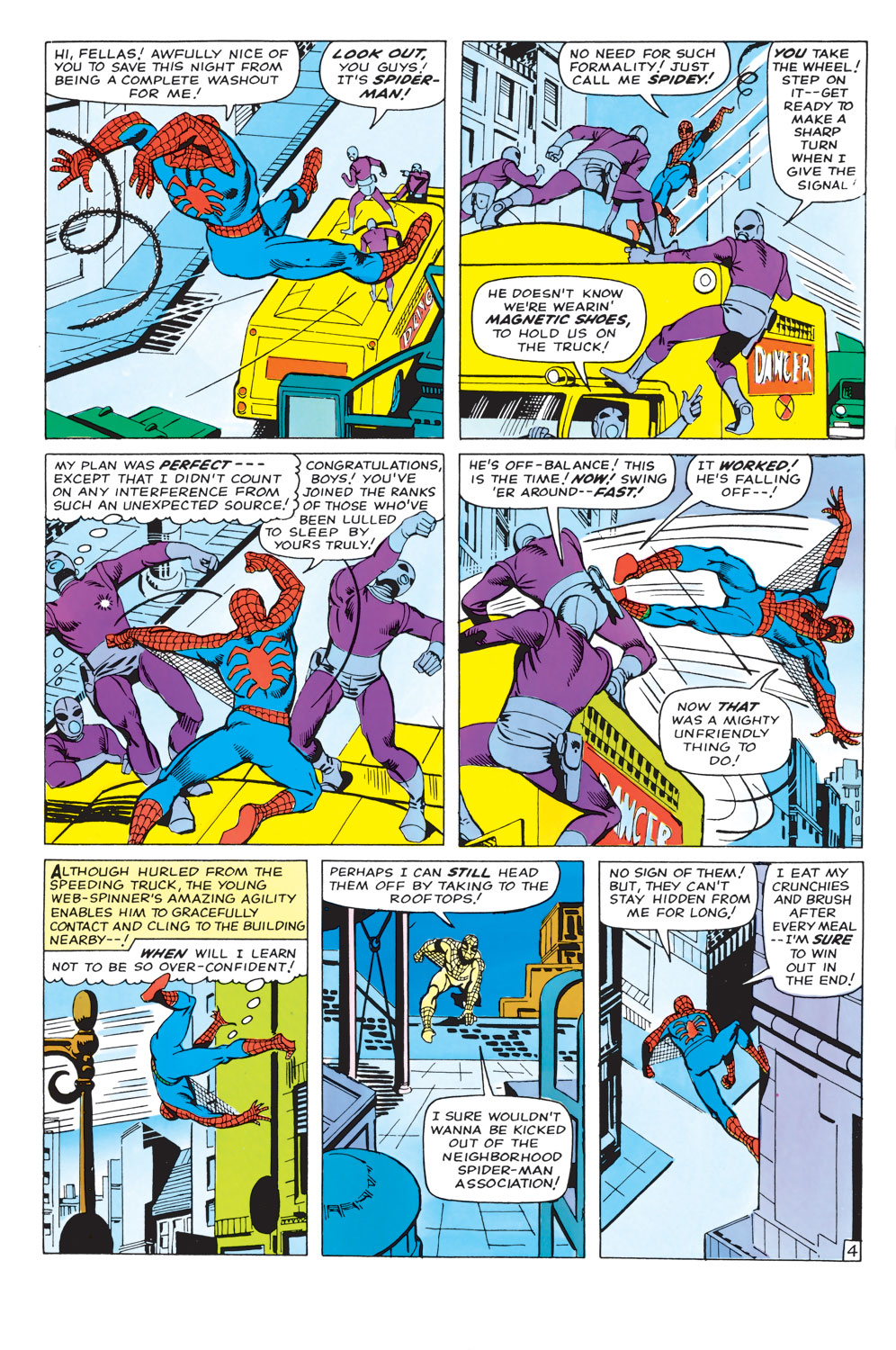 The Amazing Spider-Man (1963) 30 Page 4