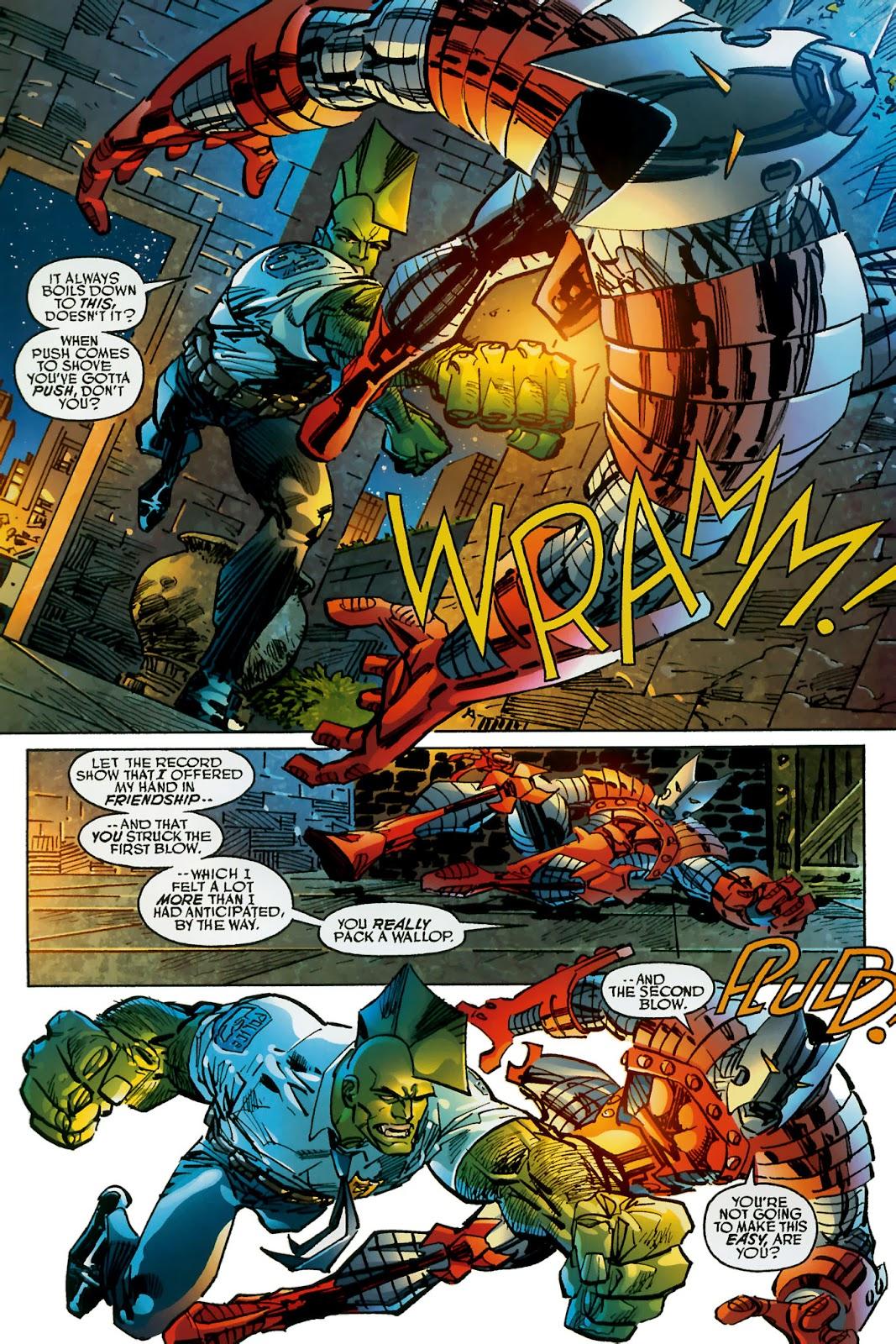 The Savage Dragon (1993) Issue #150 #153 - English 31