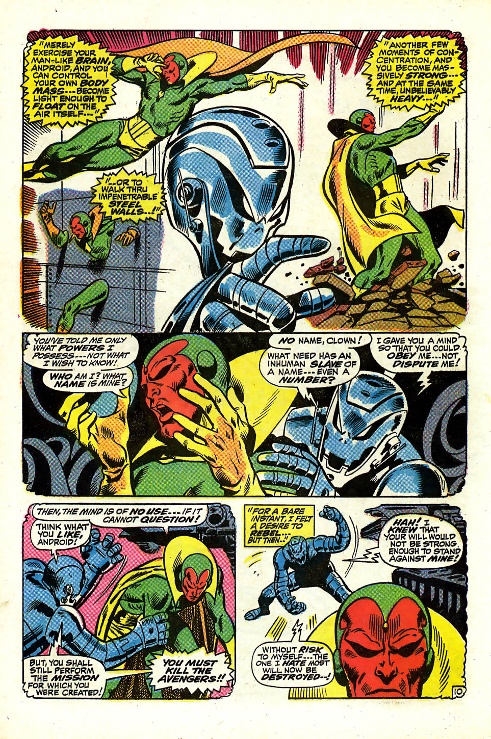 The Avengers (1963) 58 Page 10