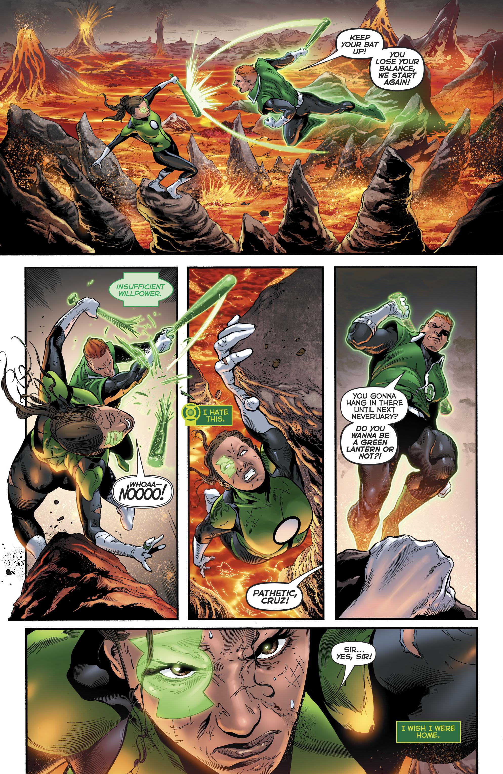 Read online Green Lanterns comic -  Issue #23 - 6