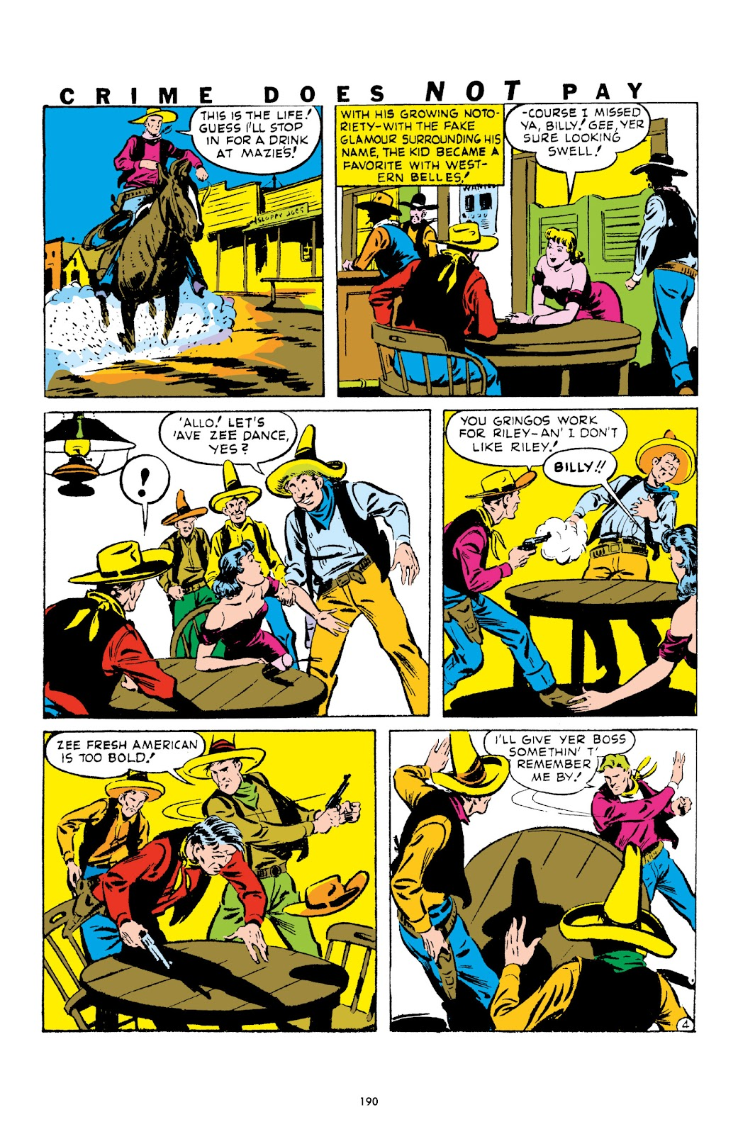 Read online Crime Does Not Pay Archives comic -  Issue # TPB 1 (Part 2) - 93
