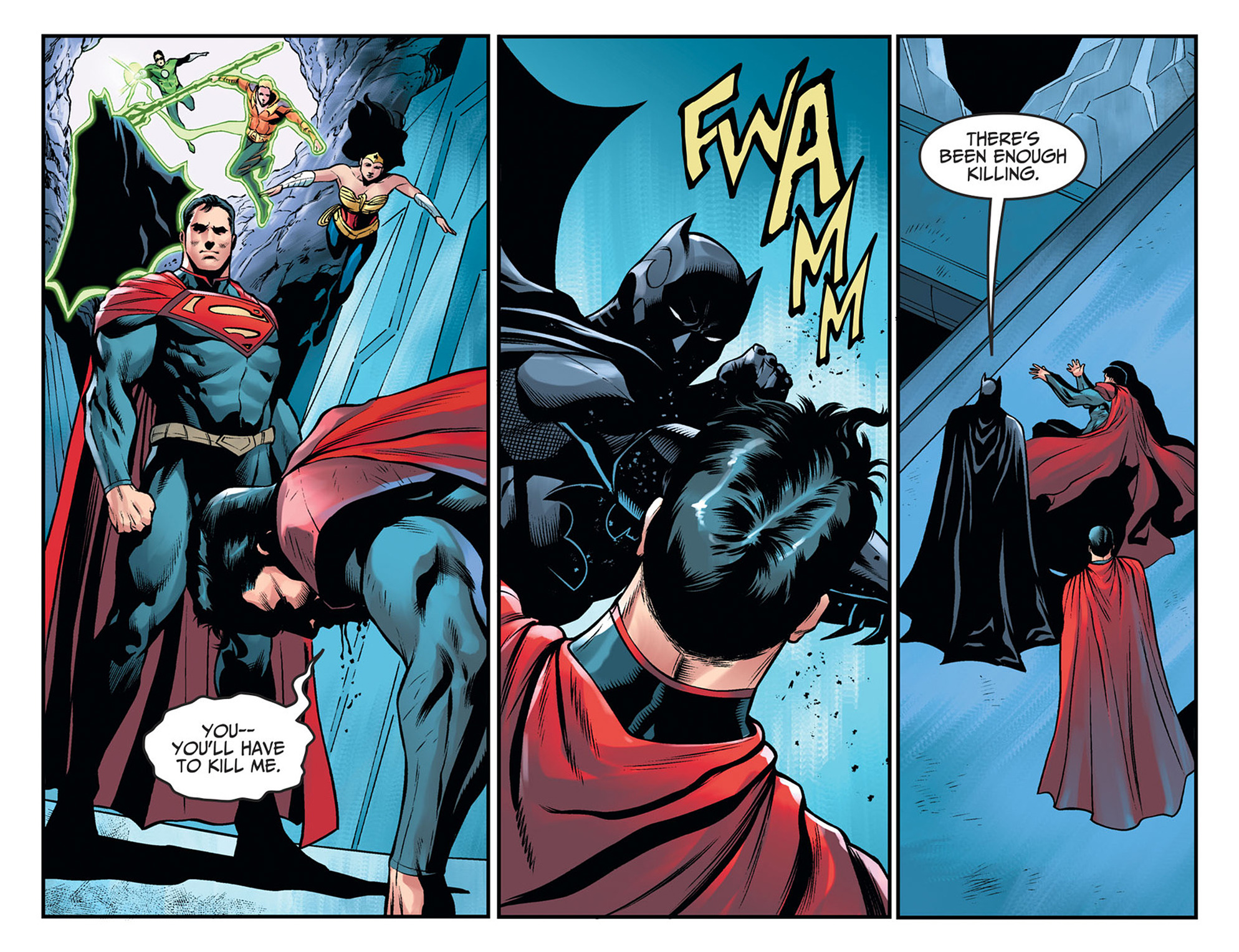 Read online Injustice: Ground Zero comic -  Issue #24 - 13