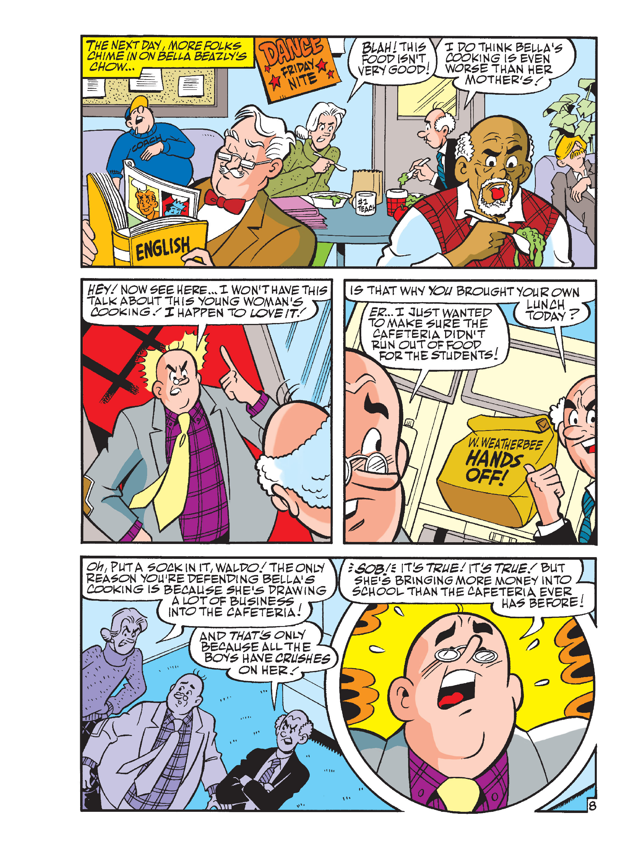 Read online Archie's Funhouse Double Digest comic -  Issue #17 - 42