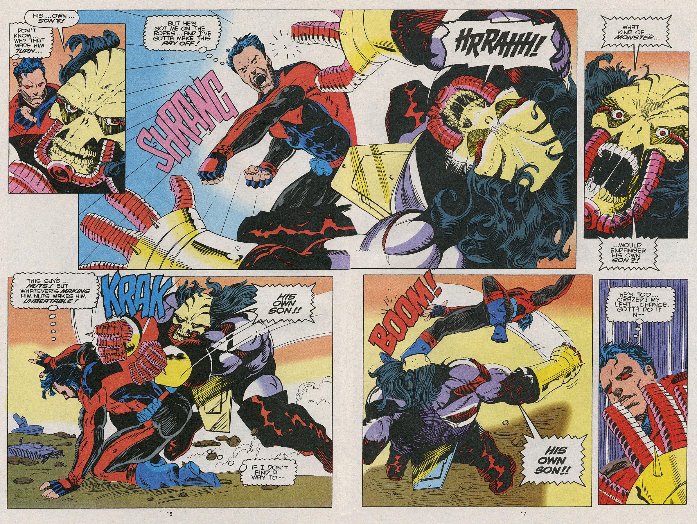 Read online Wonder Man (1991) comic -  Issue #27 - 13