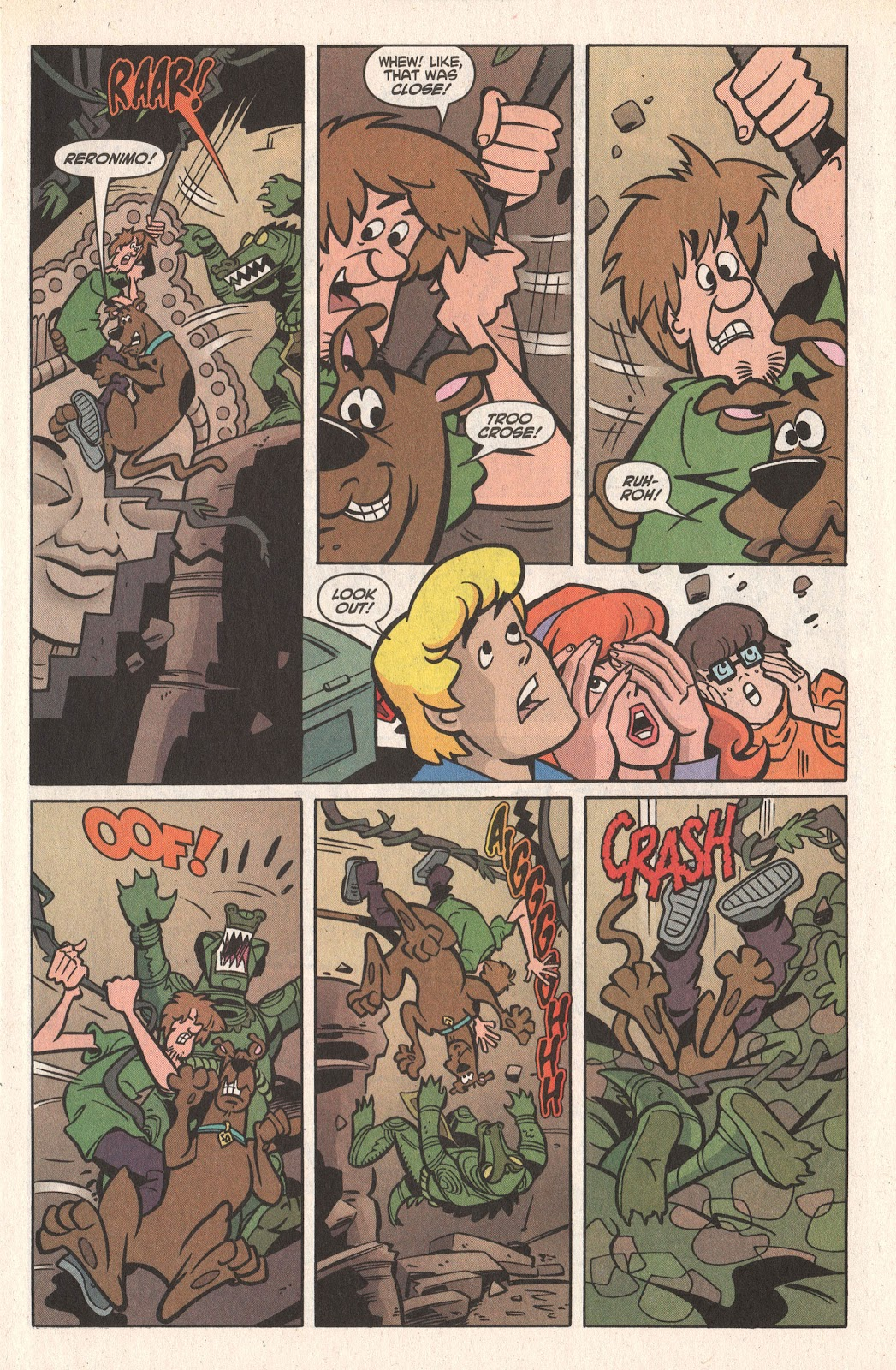 Read online Scooby-Doo (1997) comic -  Issue #85 - 11
