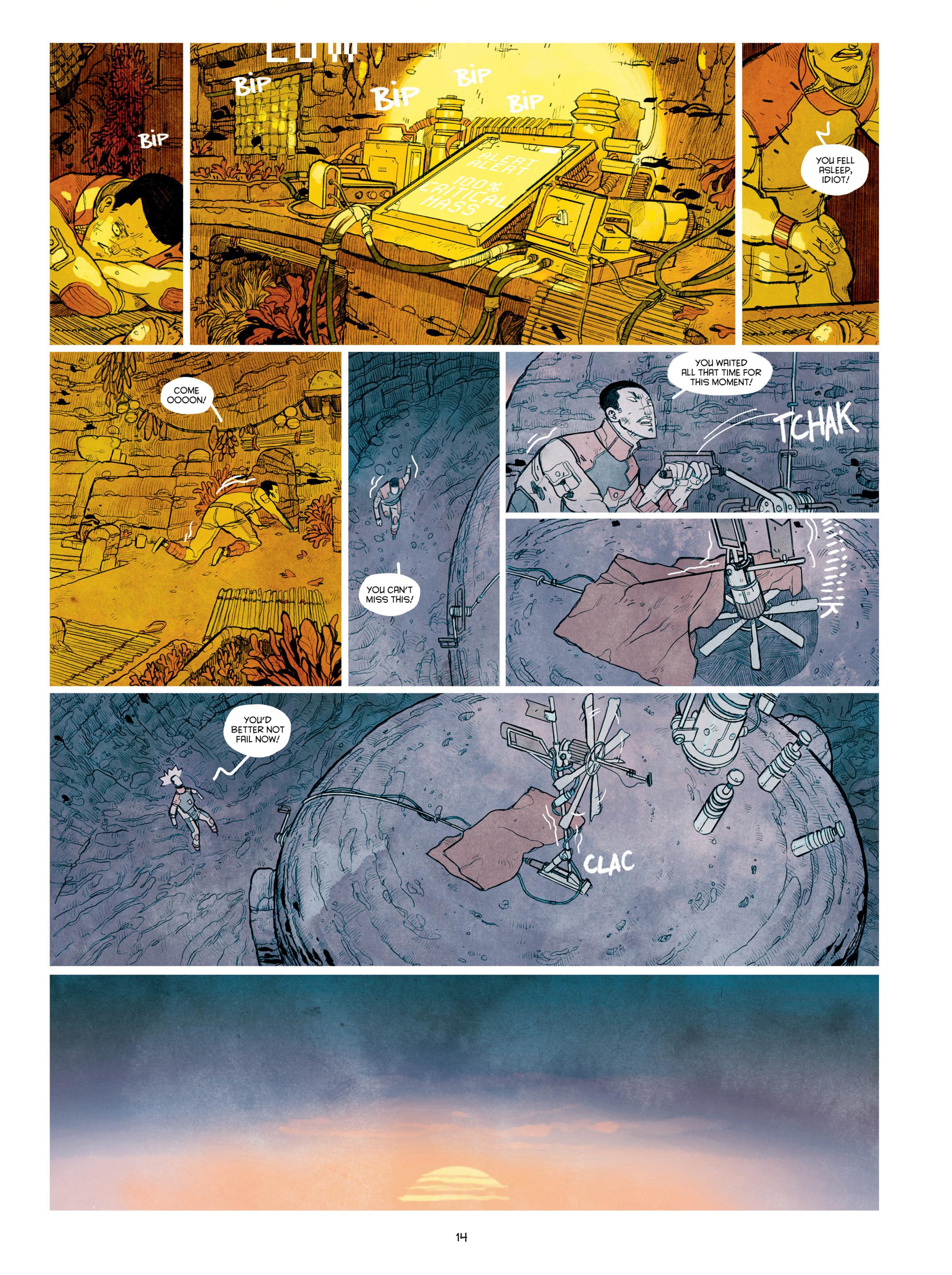 Read online Shangri-La comic -  Issue # Full - 16
