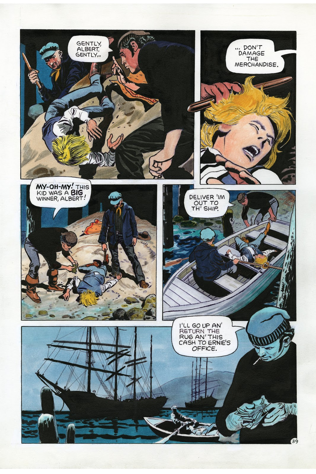 Read online Doug Wildey's Rio: The Complete Saga comic -  Issue # TPB (Part 2) - 74