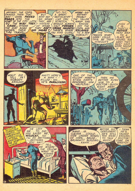 Read online Sensation (Mystery) Comics comic -  Issue #25 - 54