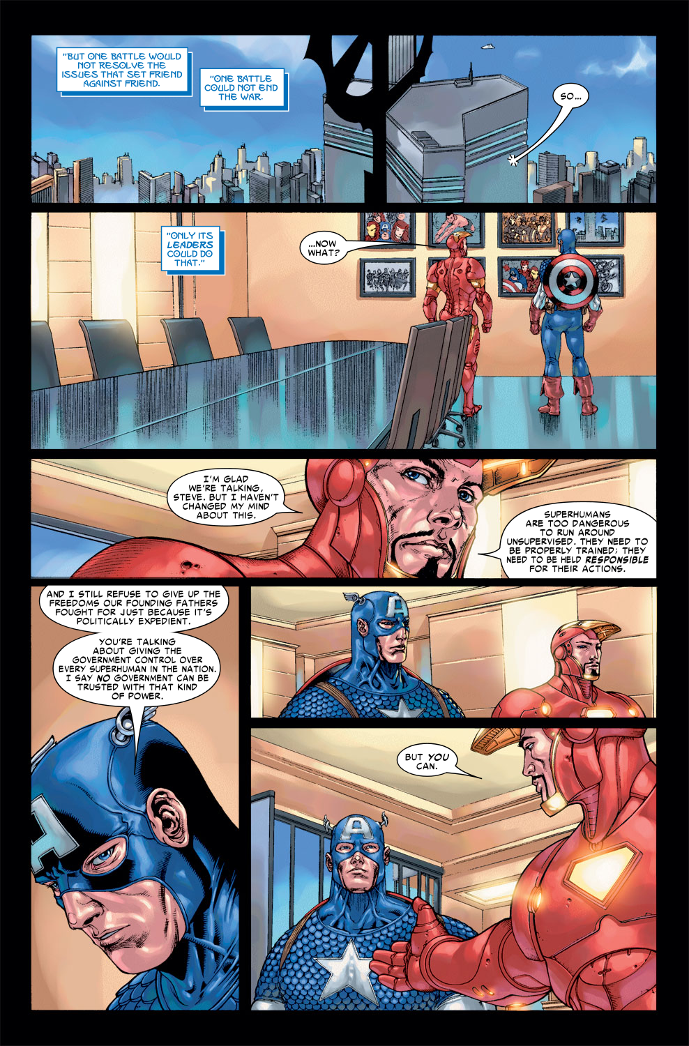 What If? Civil War issue Full - Page 39