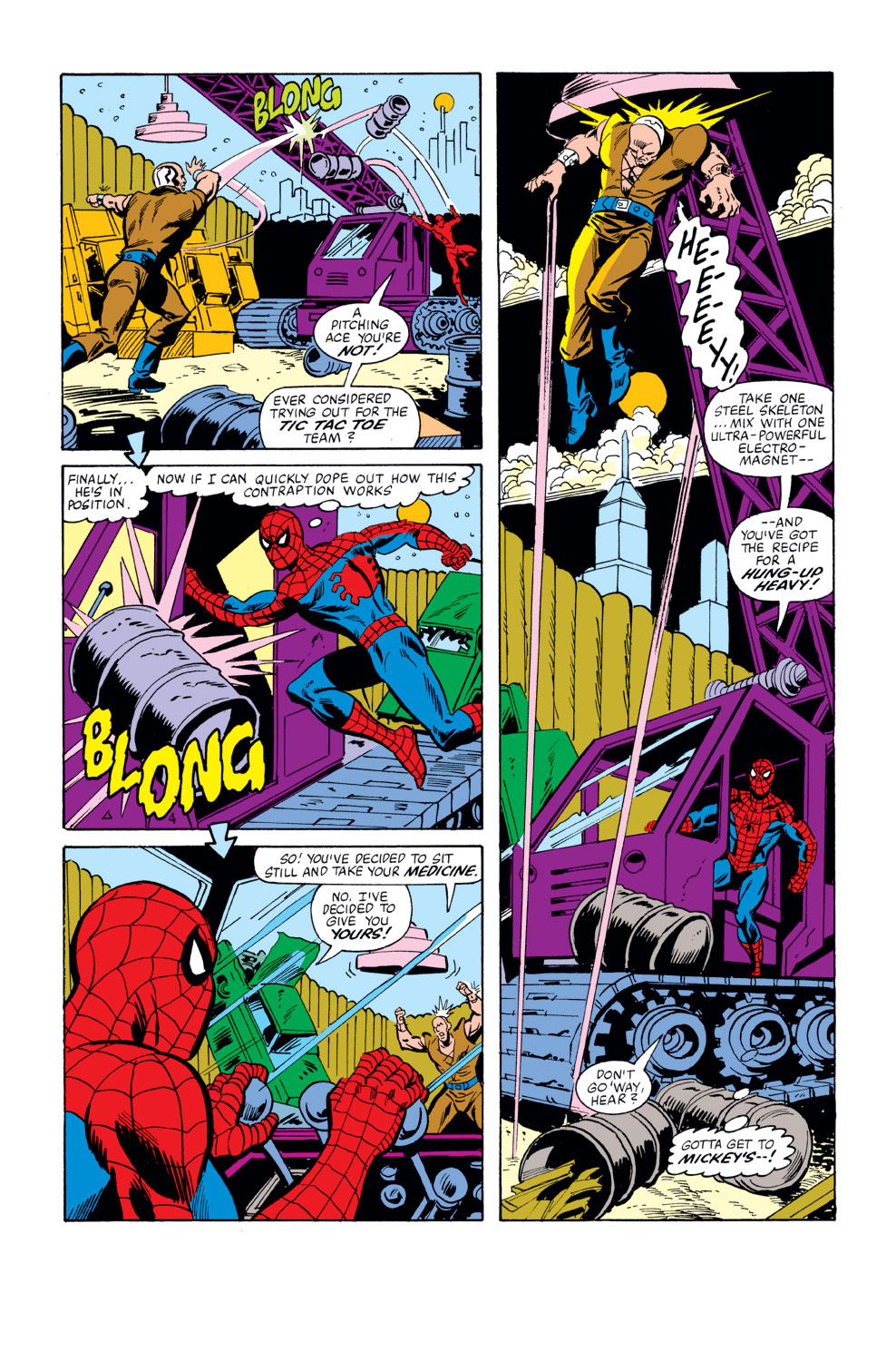 The Amazing Spider-Man (1963) 221 Page 20