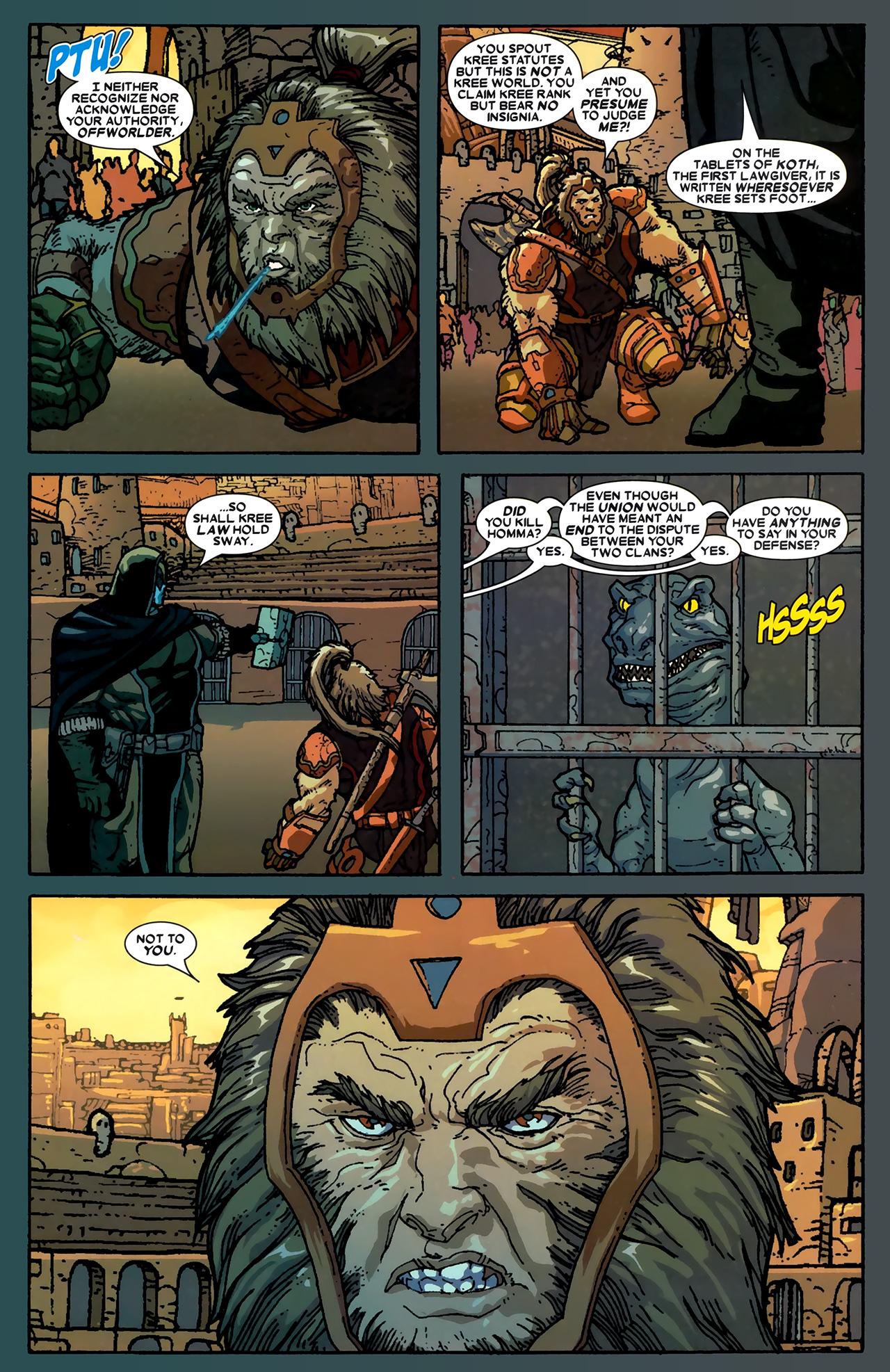 Read online Annihilation: Ronan comic -  Issue #1 - 7