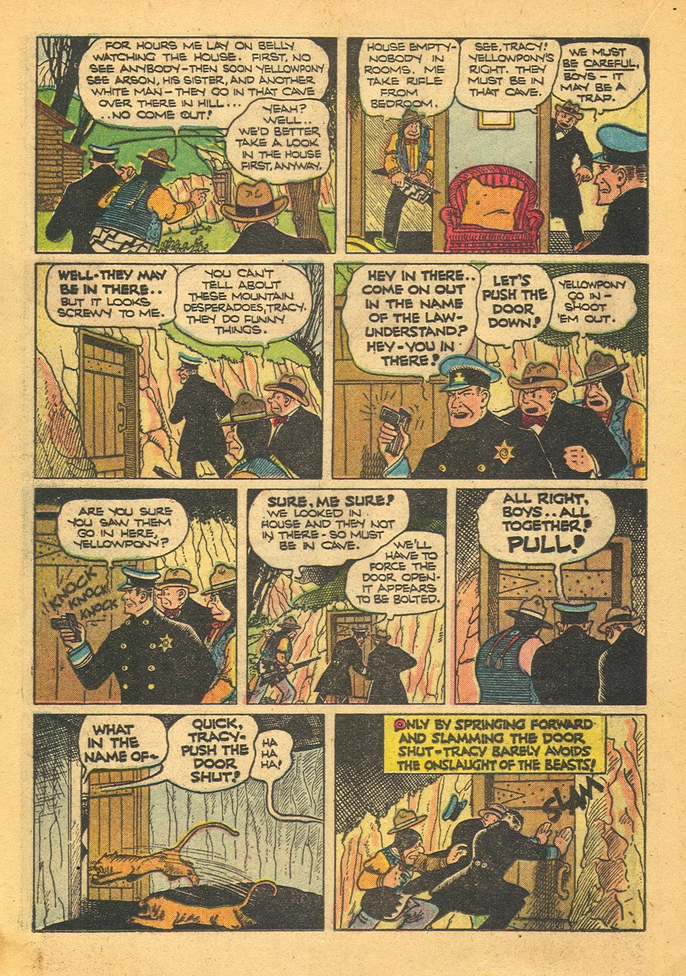 Dick Tracy Monthly issue 10 - Page 16