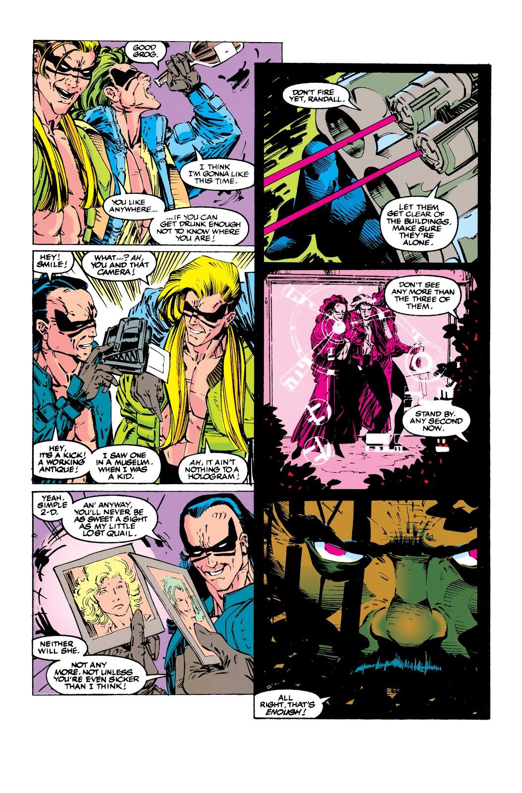 Uncanny X-Men (1963) issue 284 - Page 20