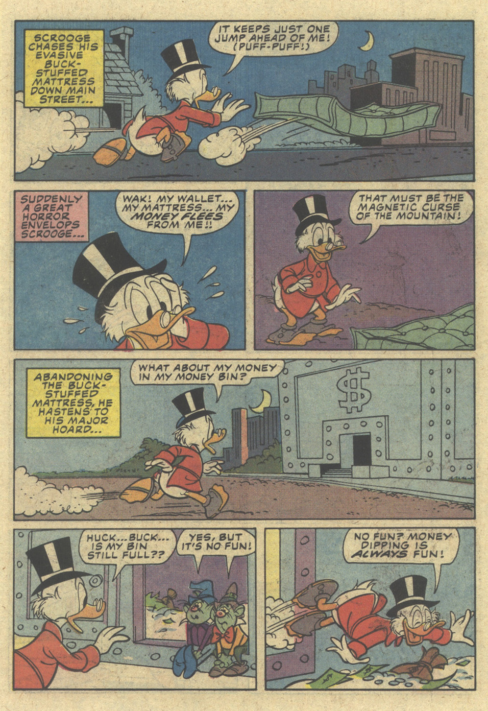 Read online Uncle Scrooge (1953) comic -  Issue #204 - 11