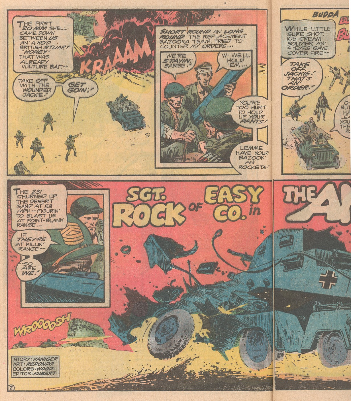 Sgt. Rock issue 351 - Page 3