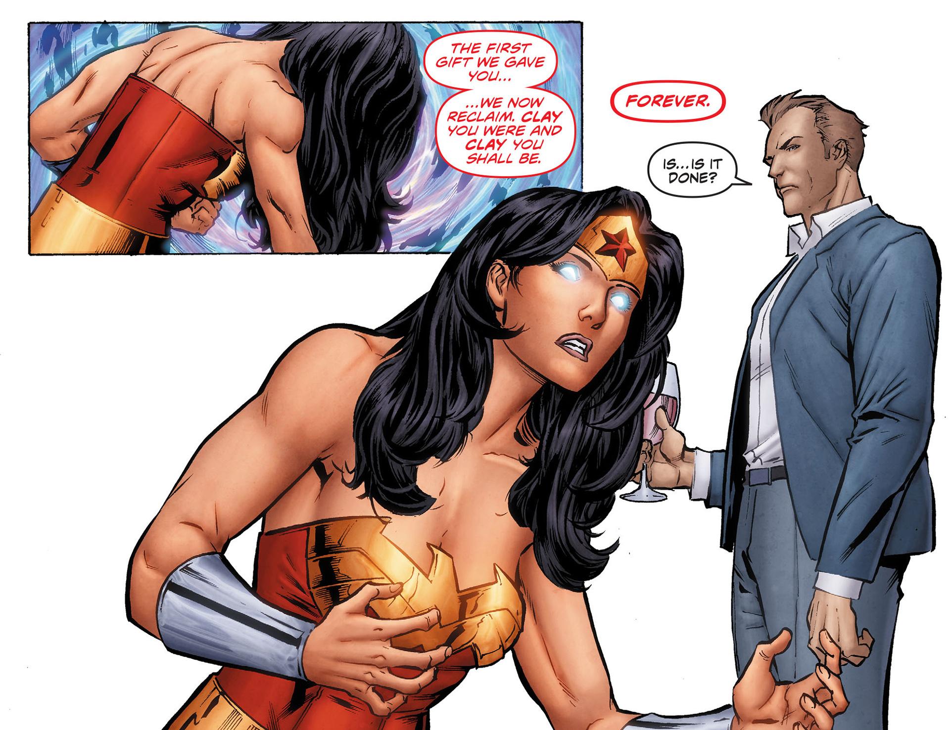 Read online Sensation Comics Featuring Wonder Woman comic -  Issue #6 - 18