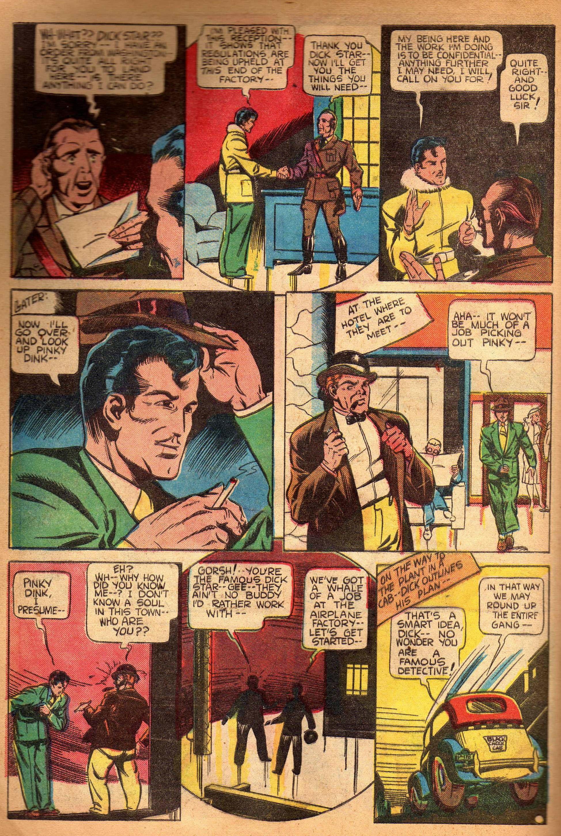 Bang-Up Comics issue 1 - Page 45