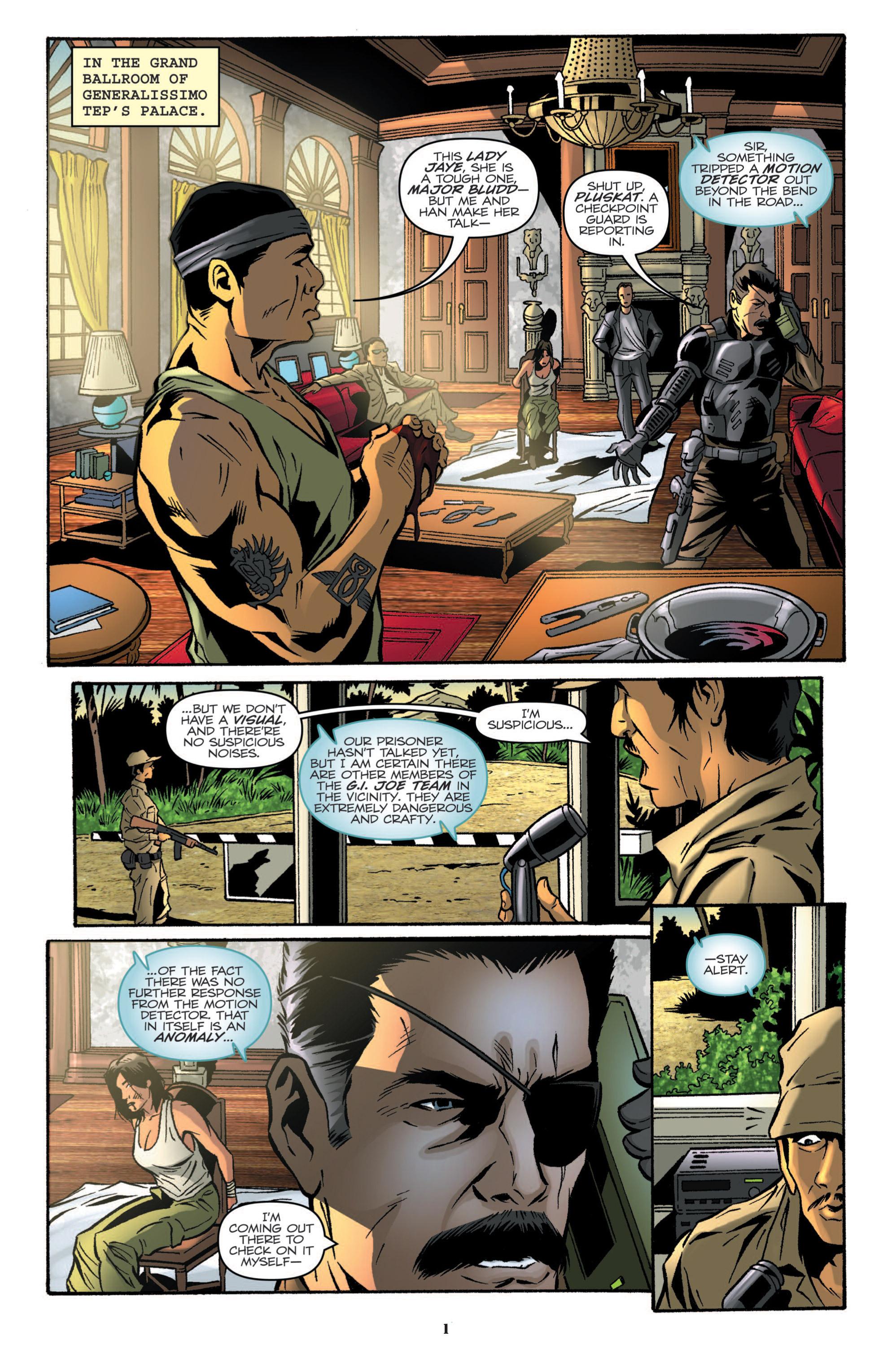 G.I. Joe: A Real American Hero 191 Page 2