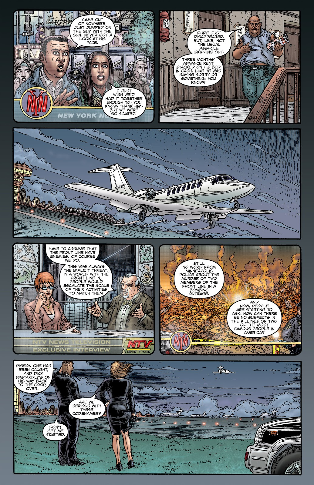 No Hero issue 2 - Page 1