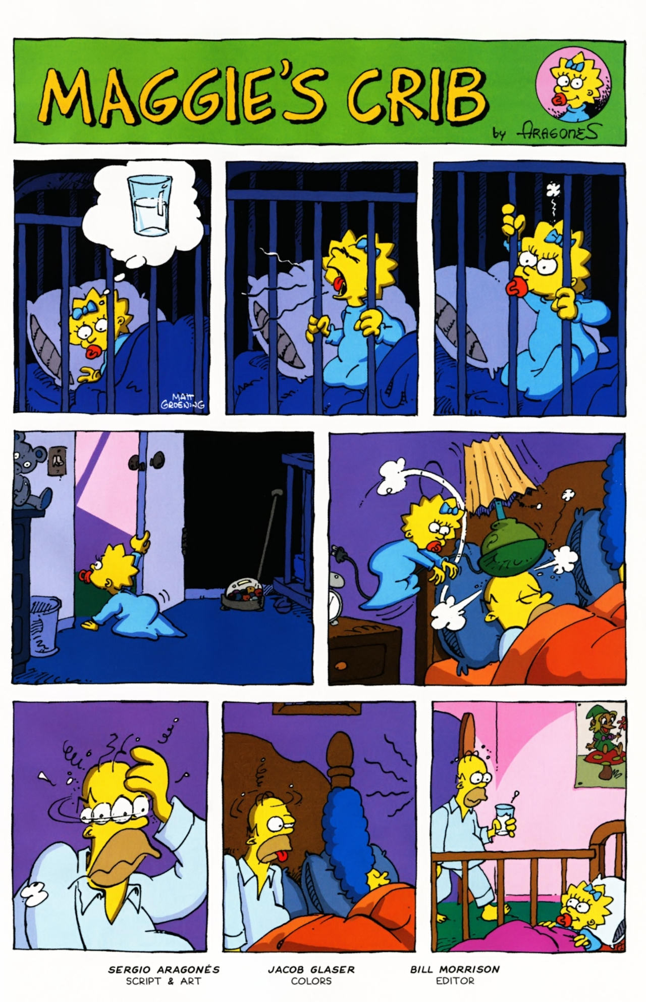 Read online Simpsons Comics Presents Bart Simpson comic -  Issue #50 - 26