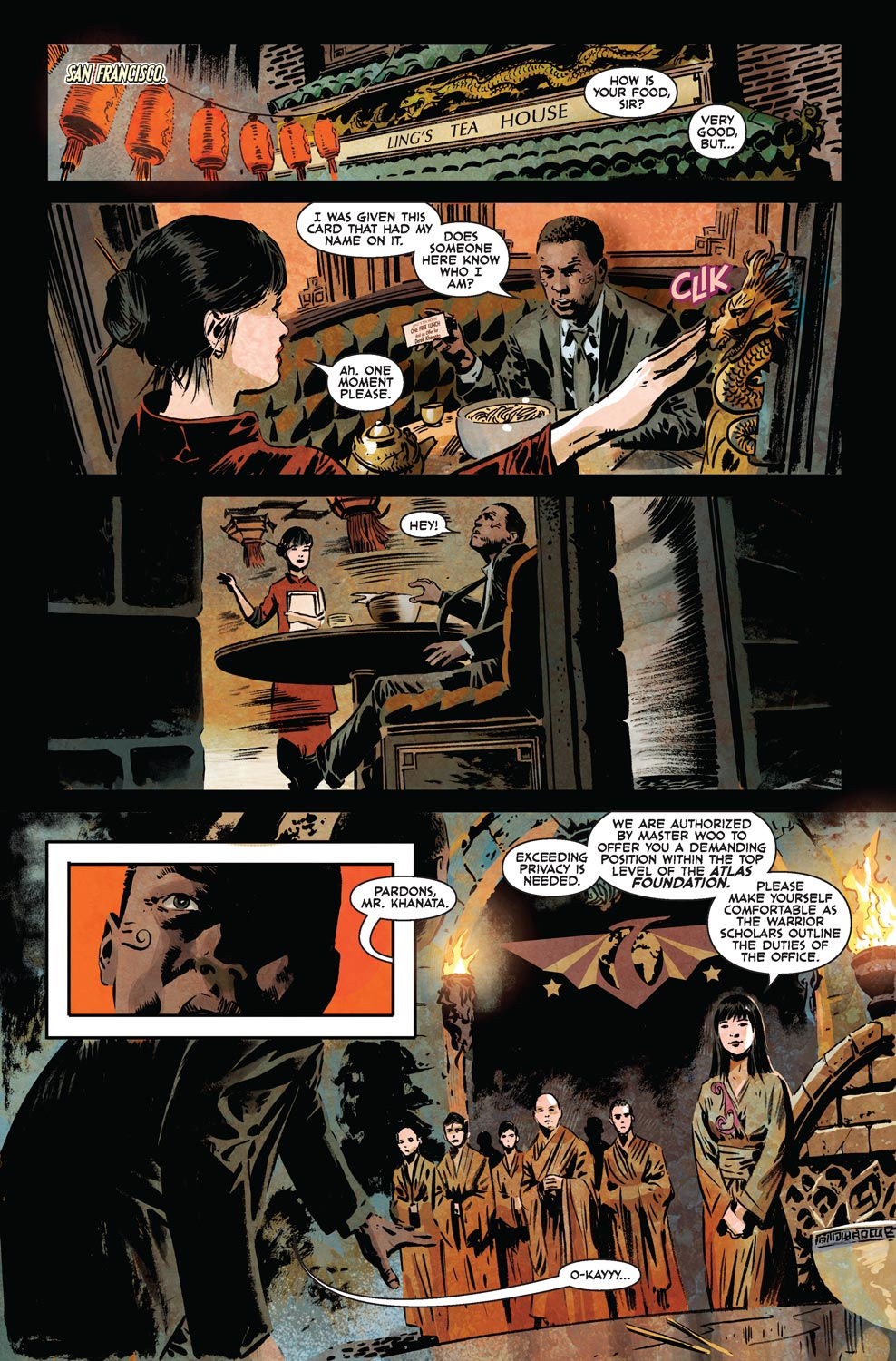 Read online Agents Of Atlas (2009) comic -  Issue #7 - 3