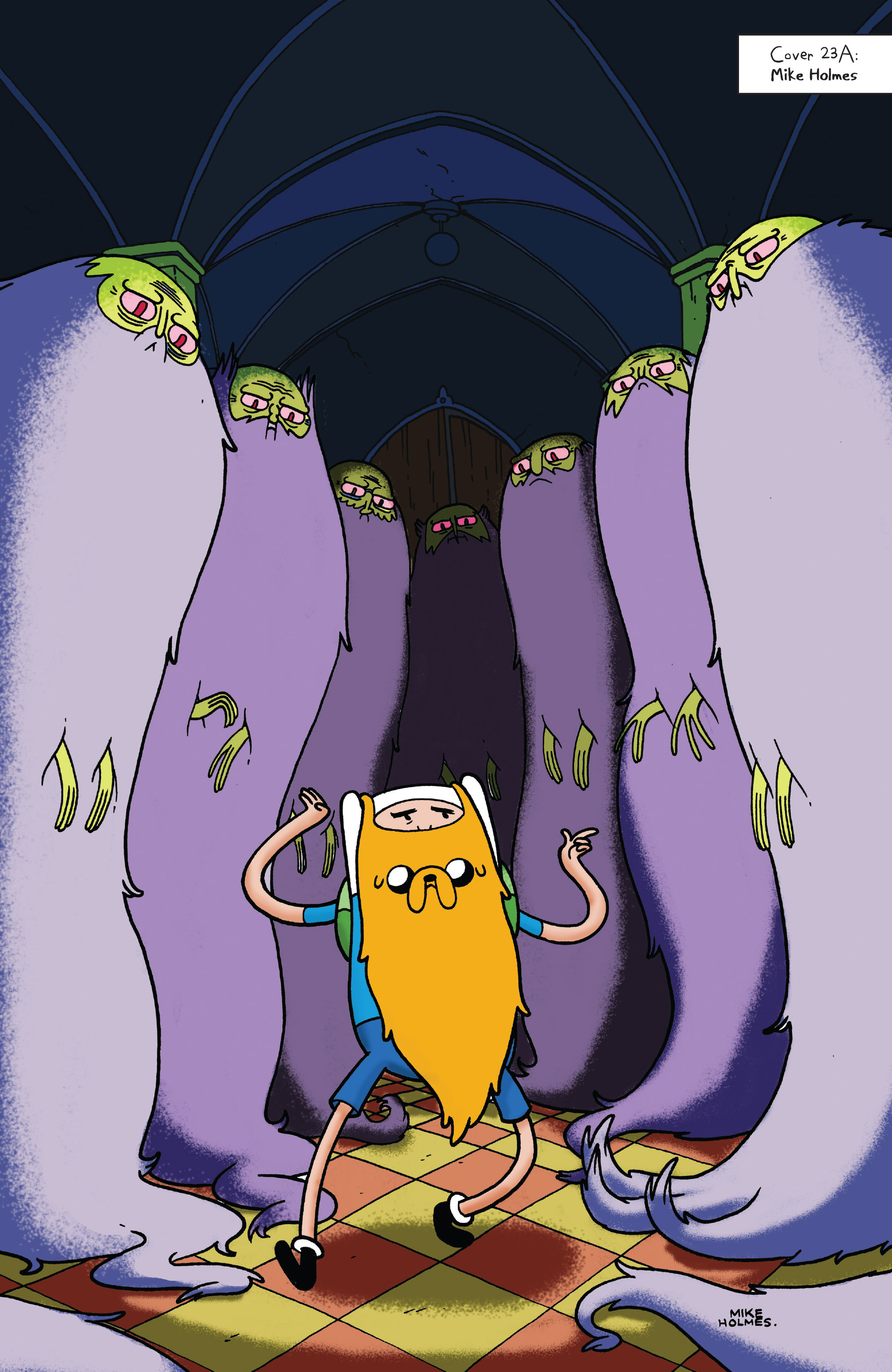 Read online Adventure Time comic -  Issue #Adventure Time _TPB 5 - 111