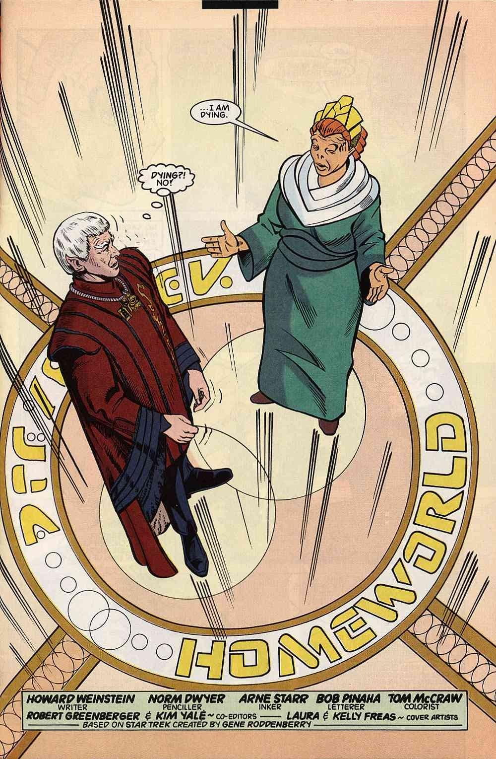 Read online Star Trek (1989) comic -  Issue # Annual 3 - 5