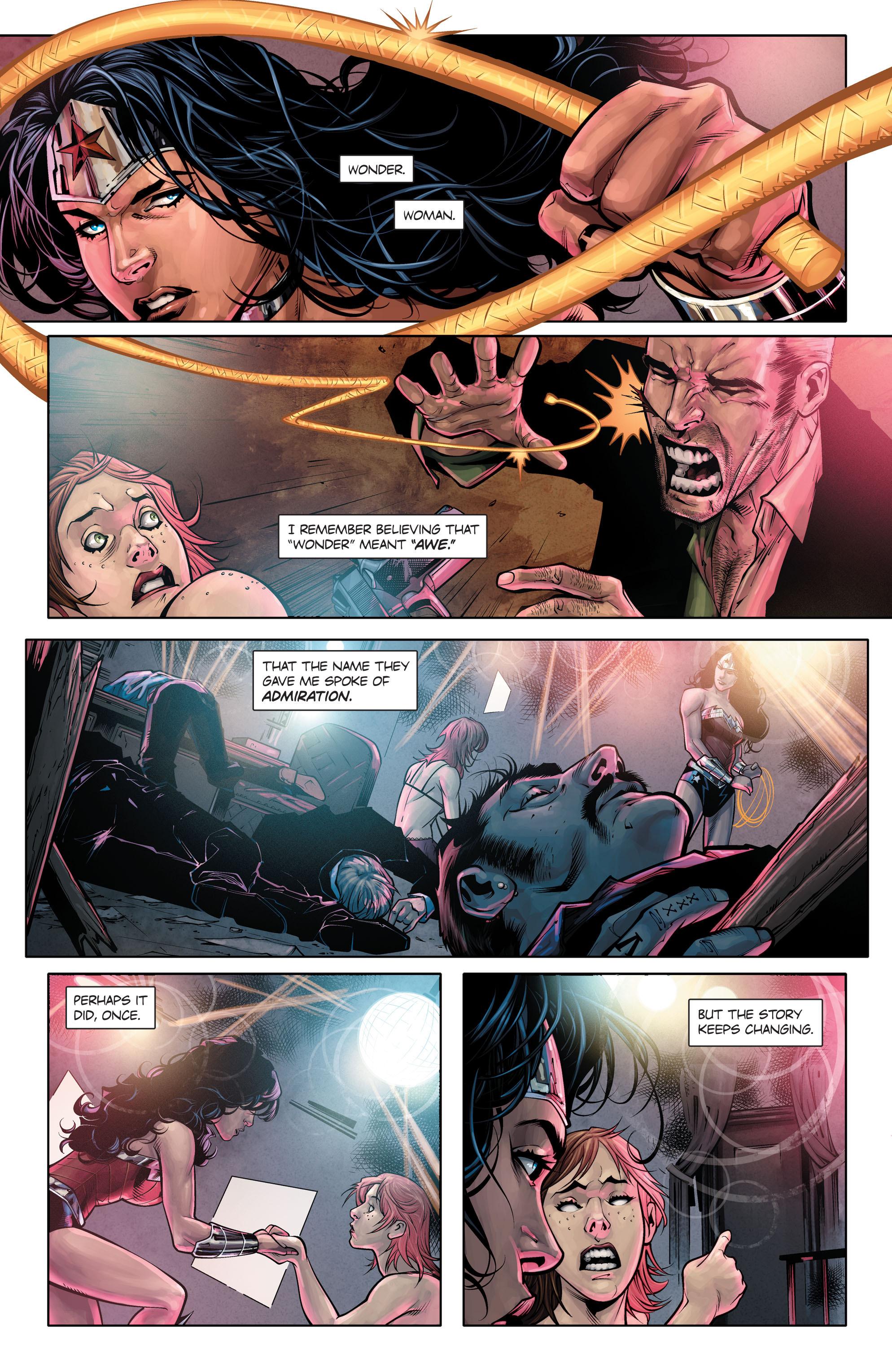 Read online Wonder Woman: Rebirth comic -  Issue # Full - 7