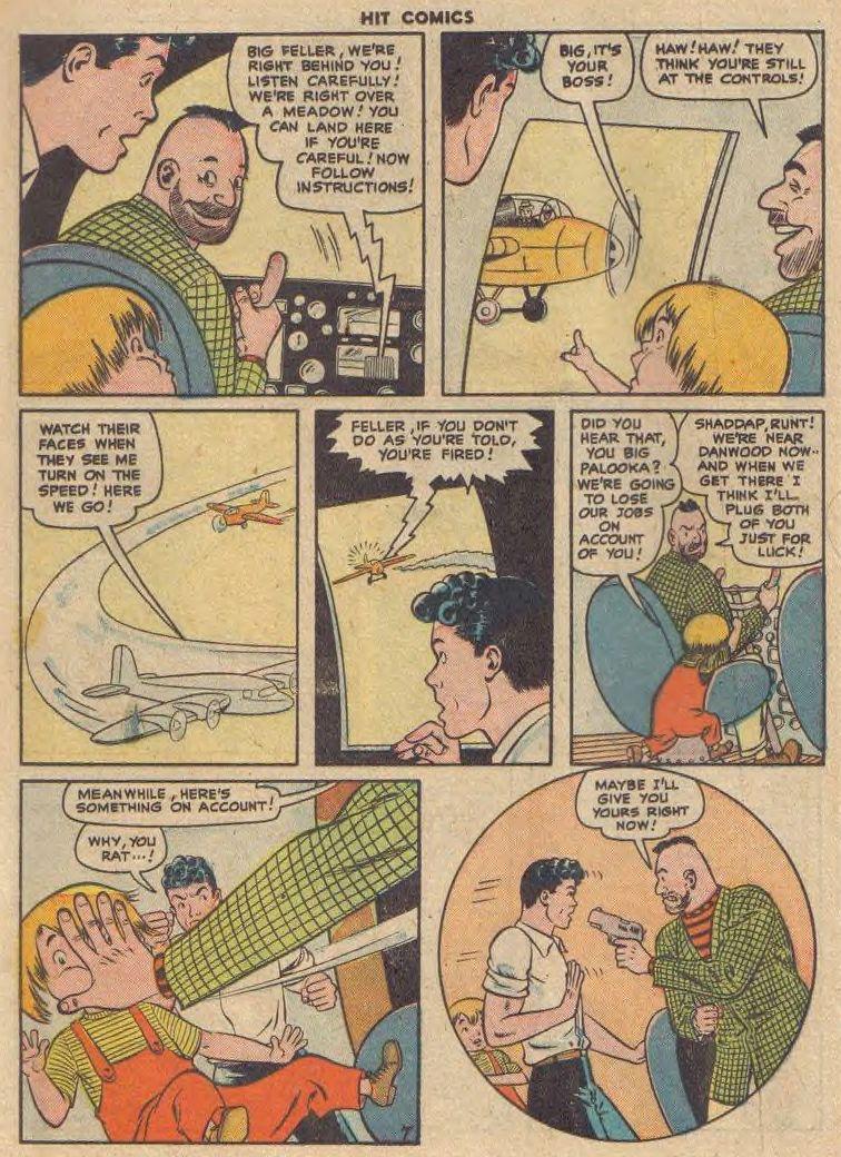 Read online Hit Comics comic -  Issue #45 - 42
