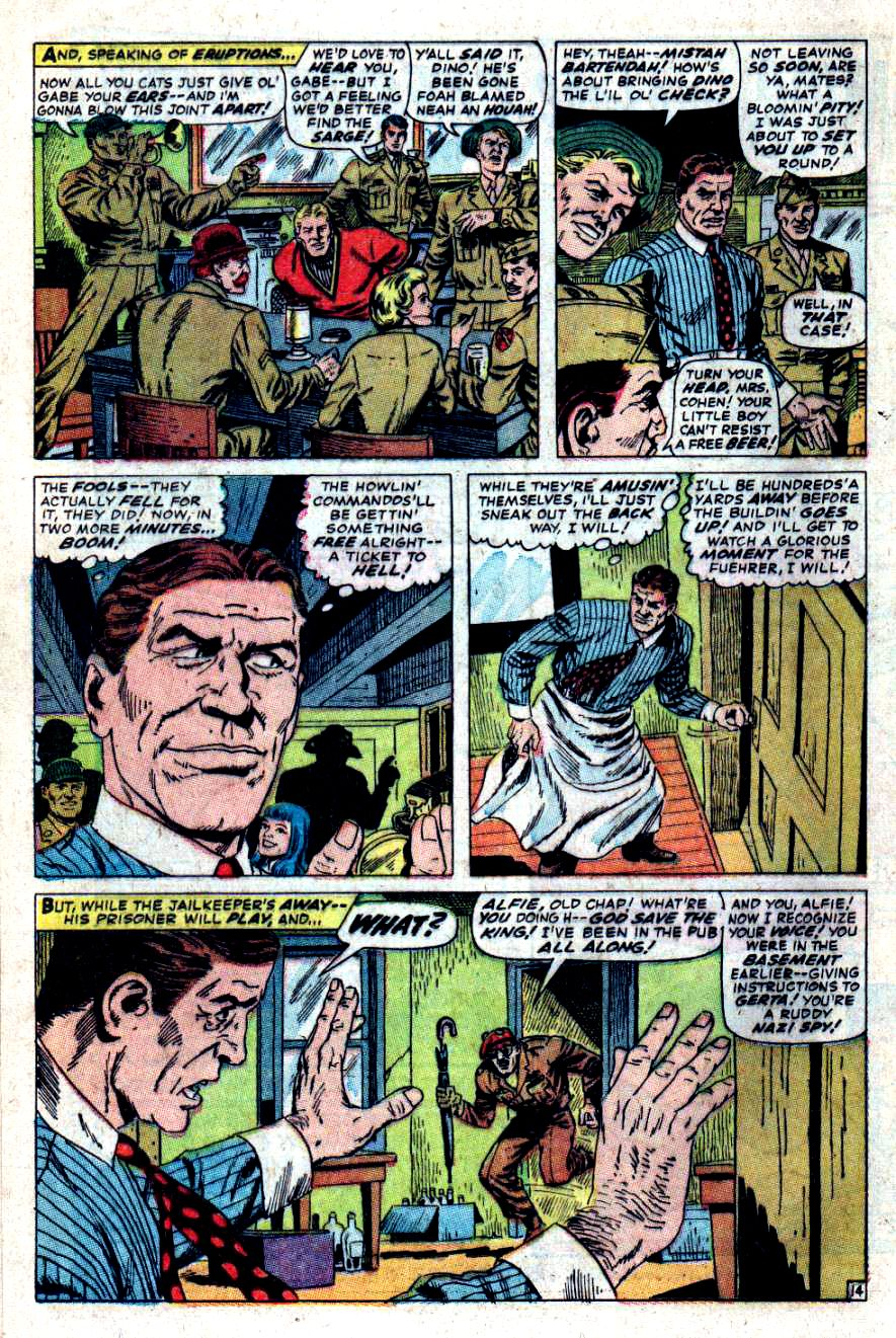 Read online Sgt. Fury comic -  Issue #47 - 19