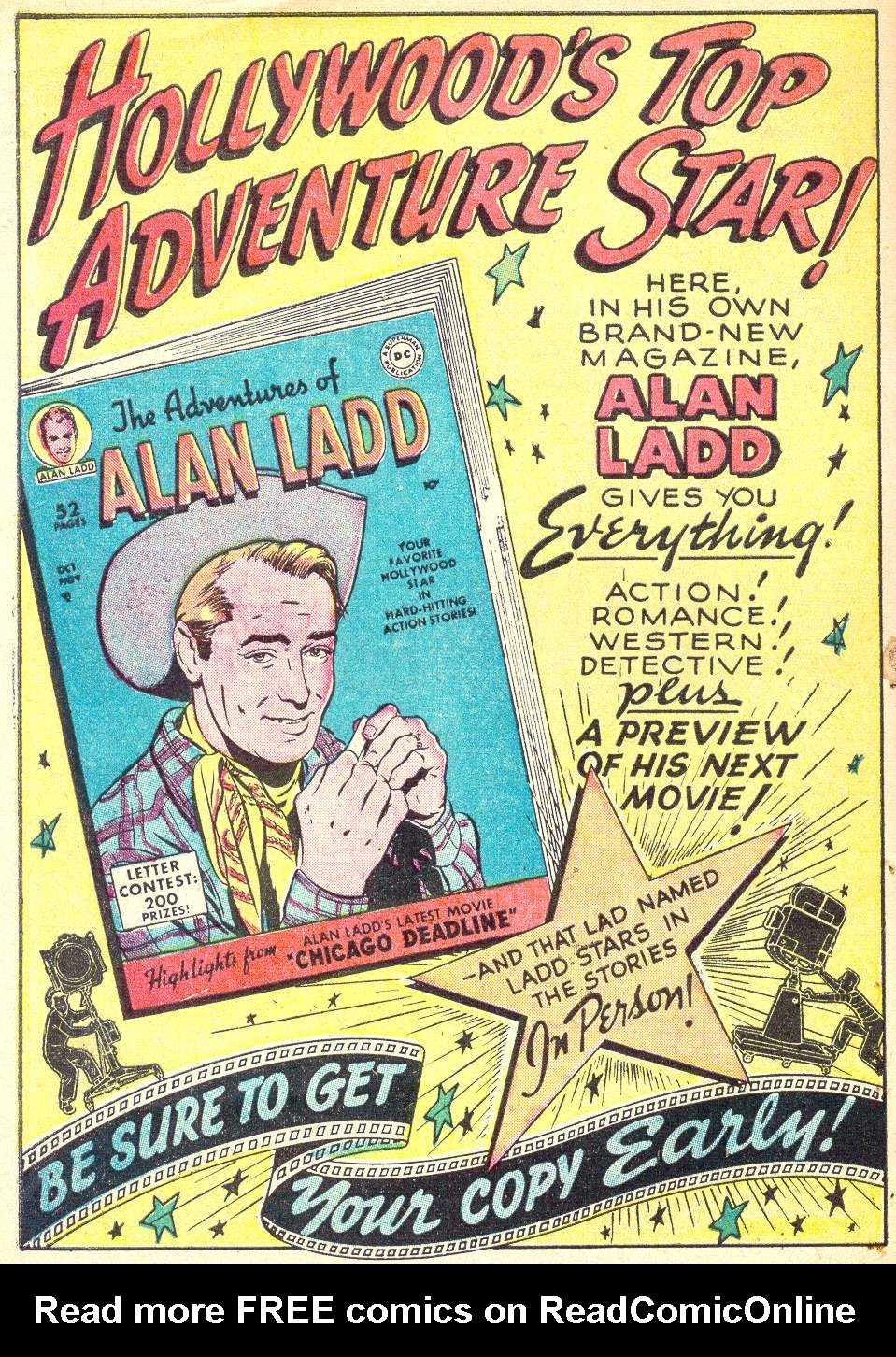 Read online Adventure Comics (1938) comic -  Issue #146 - 50