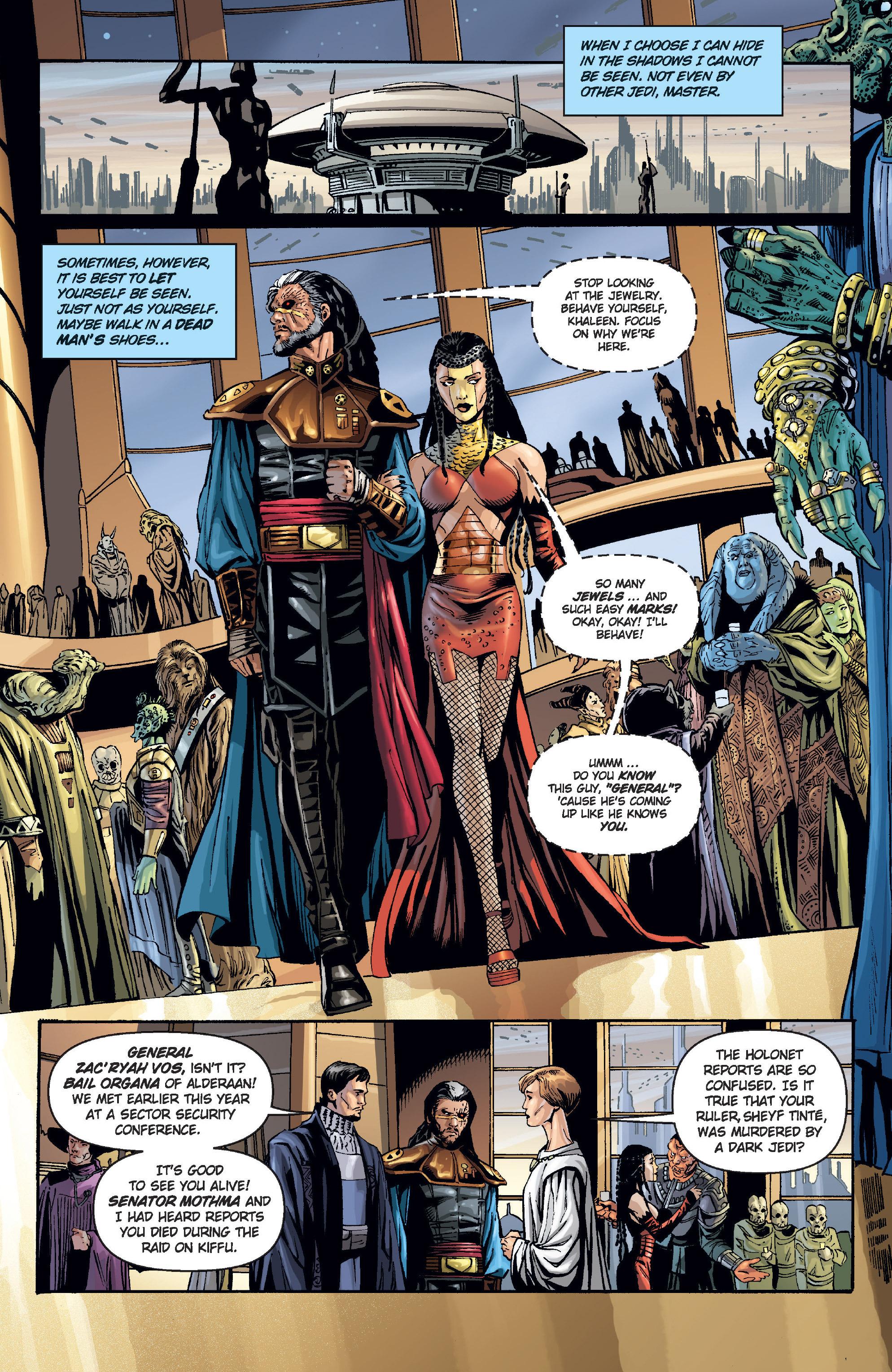 Read online Star Wars Omnibus comic -  Issue # Vol. 24 - 391