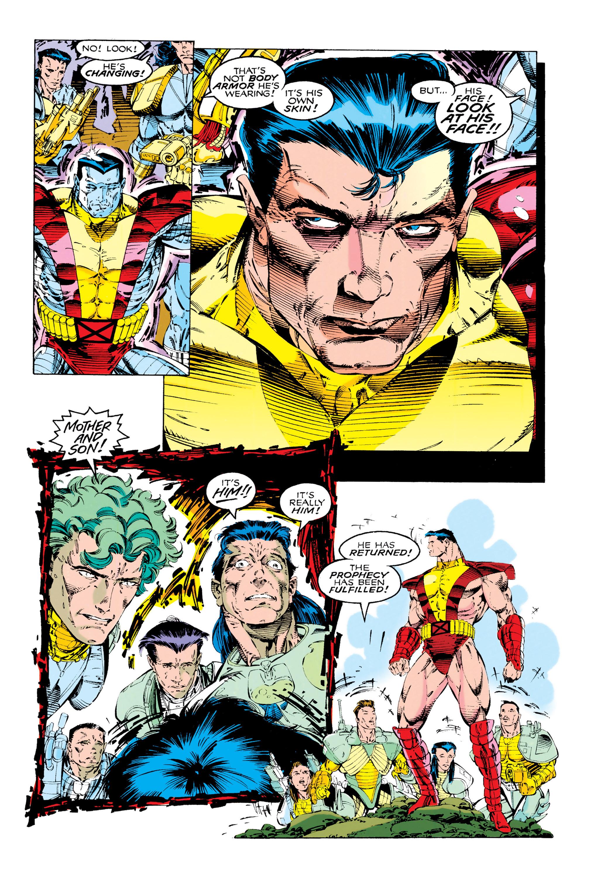 Read online Uncanny X-Men (1963) comic -  Issue #285 - 5