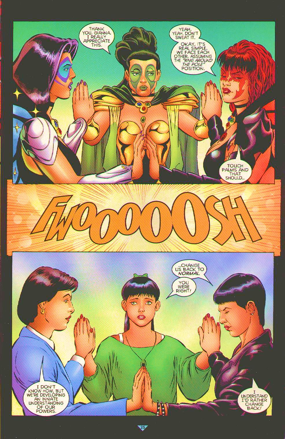 Read online Trinity Angels comic -  Issue #3 - 20