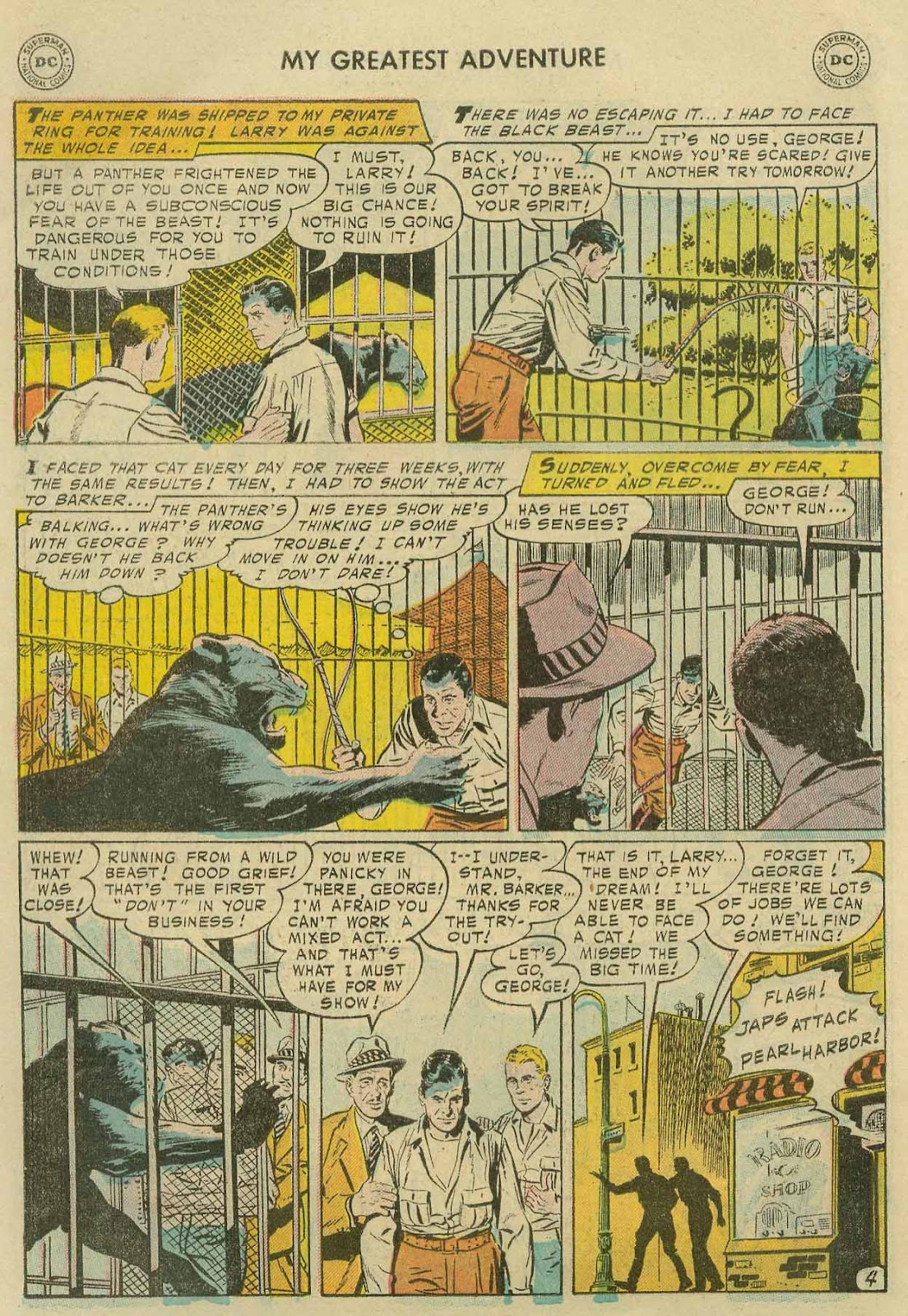 My Greatest Adventure (1955) issue 5 - Page 28