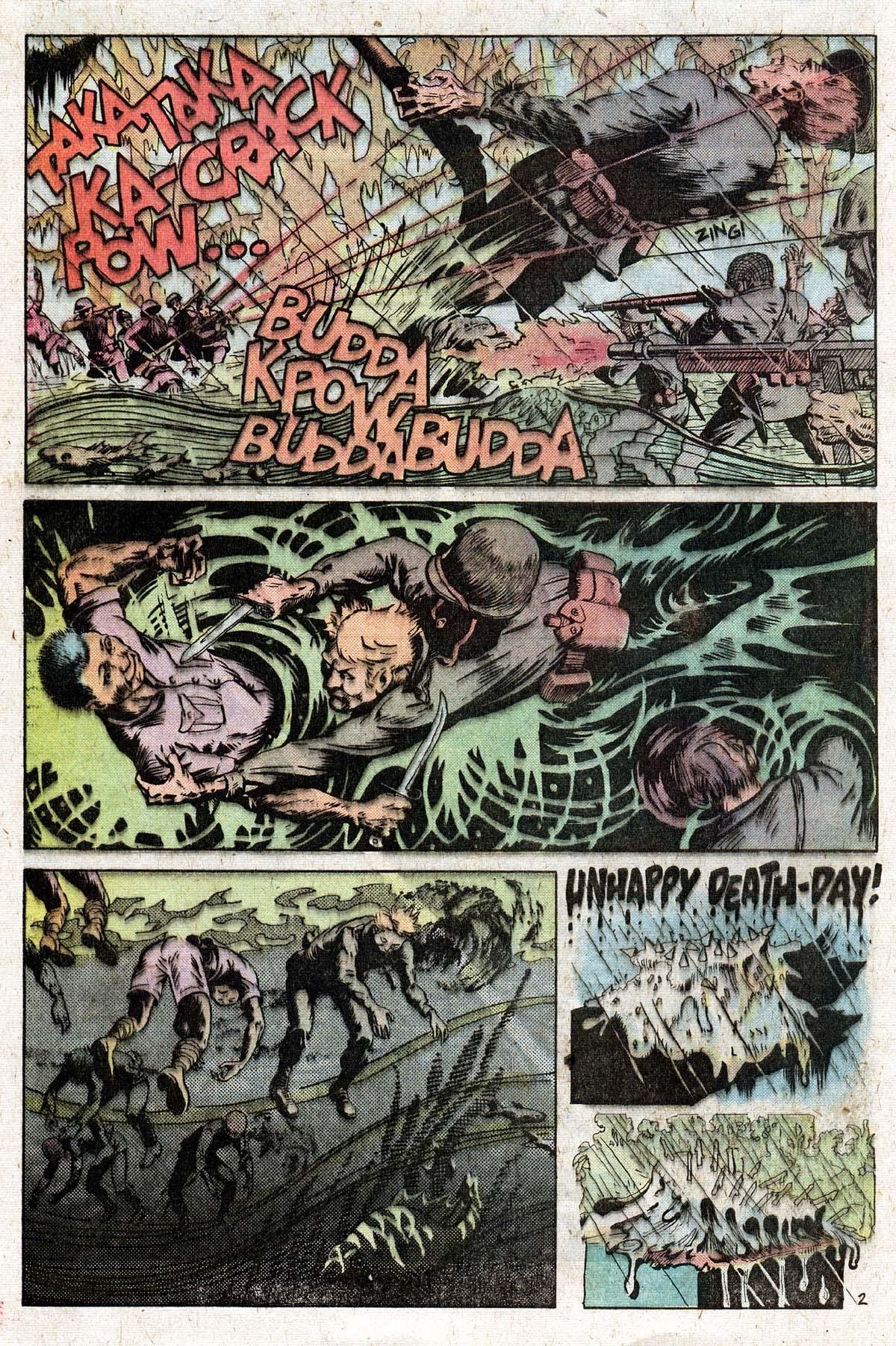 Read online Sgt. Rock comic -  Issue #331 - 32