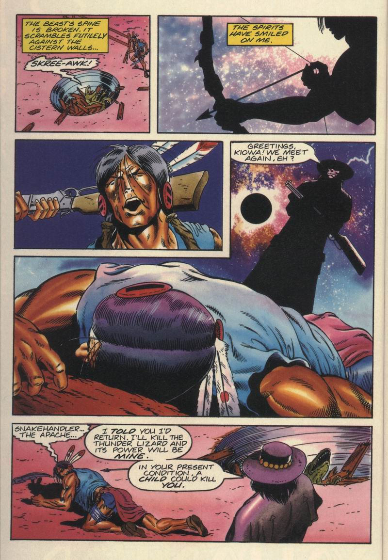 Read online Turok, Dinosaur Hunter (1993) comic -  Issue #16 - 20