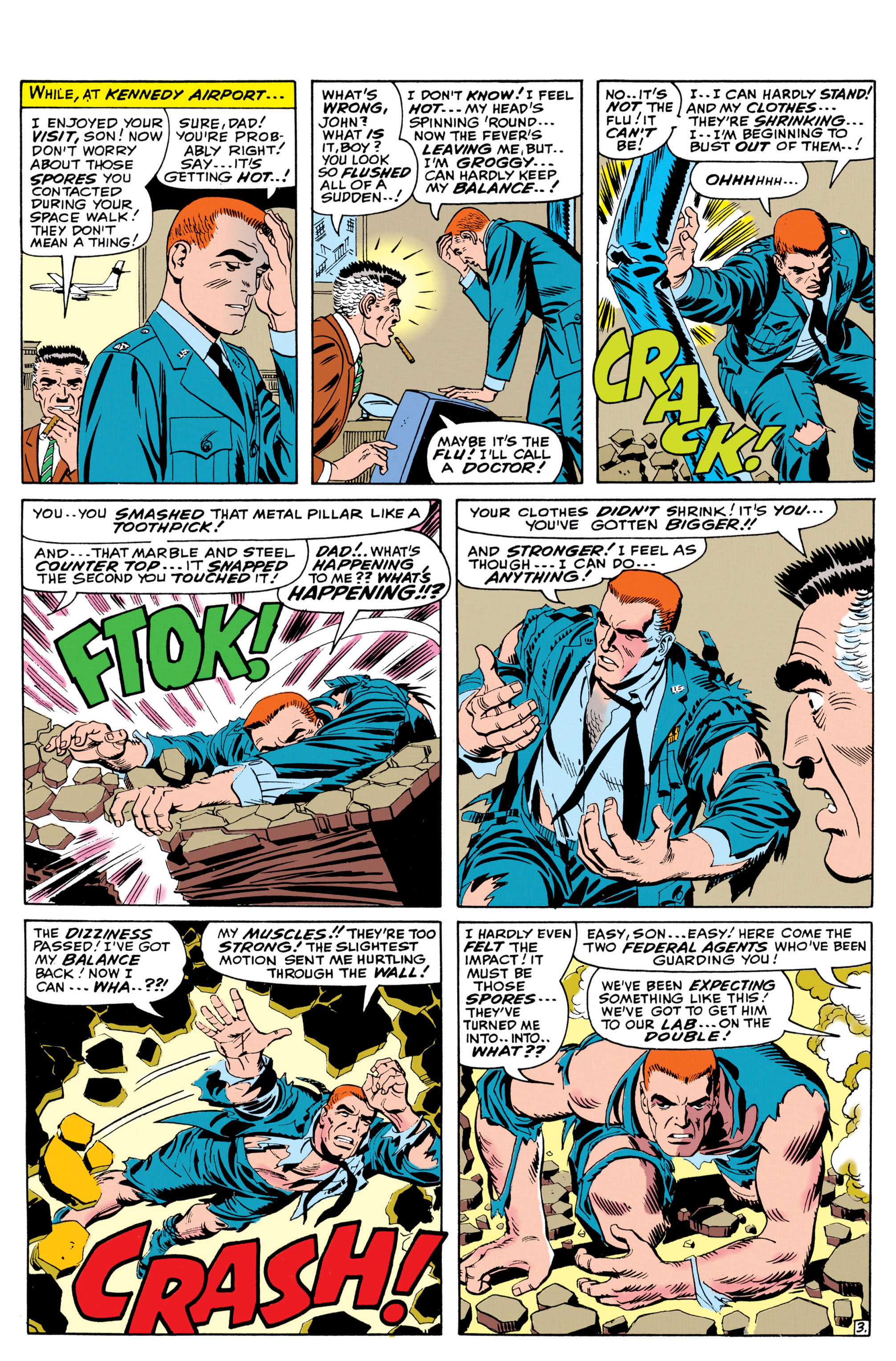 The Amazing Spider-Man (1963) 42 Page 3