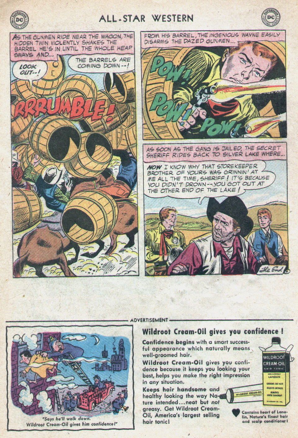 Read online All-Star Western (1951) comic -  Issue #90 - 8