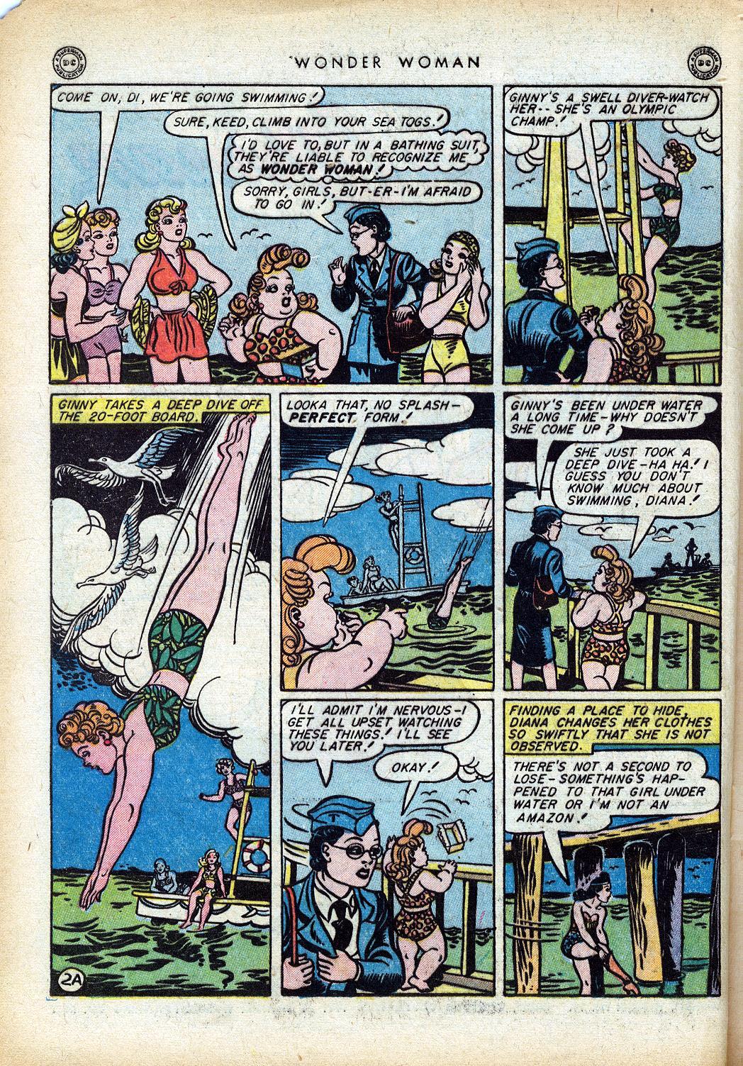 Read online Wonder Woman (1942) comic -  Issue #10 - 5