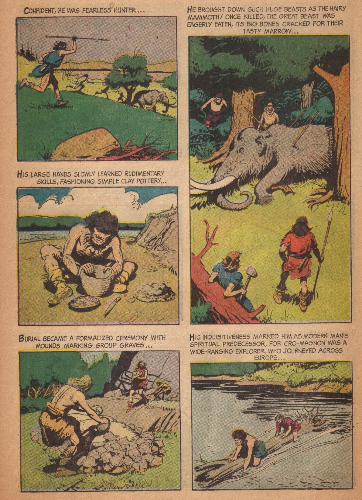 Read online Turok, Son of Stone comic -  Issue #47 - 22