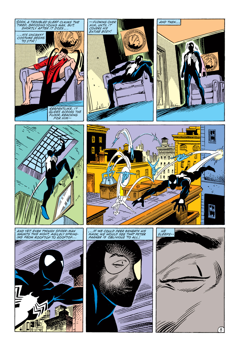 The Amazing Spider-Man (1963) 258 Page 8