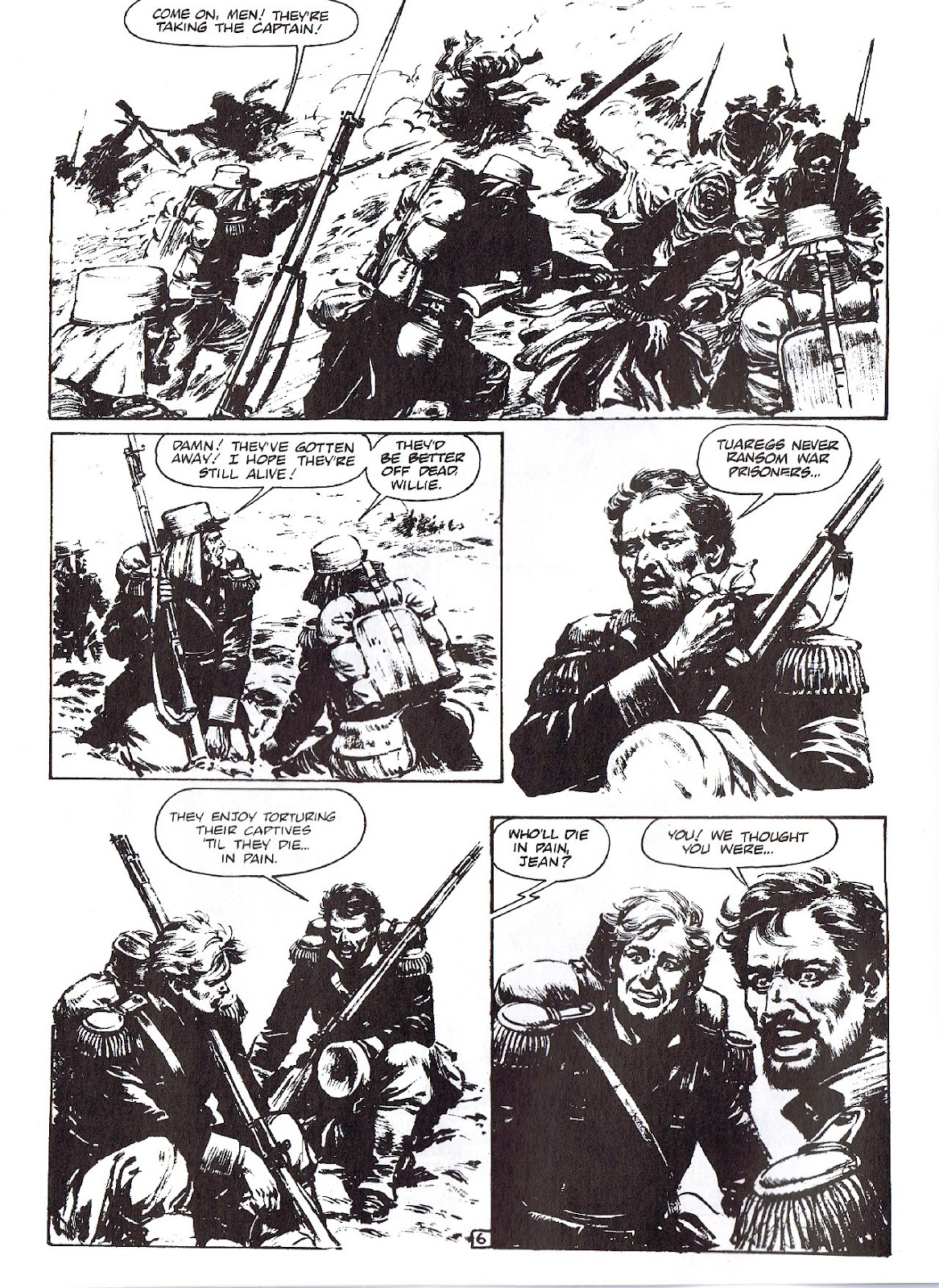 Read online Merchants of Death comic -  Issue #4 - 8