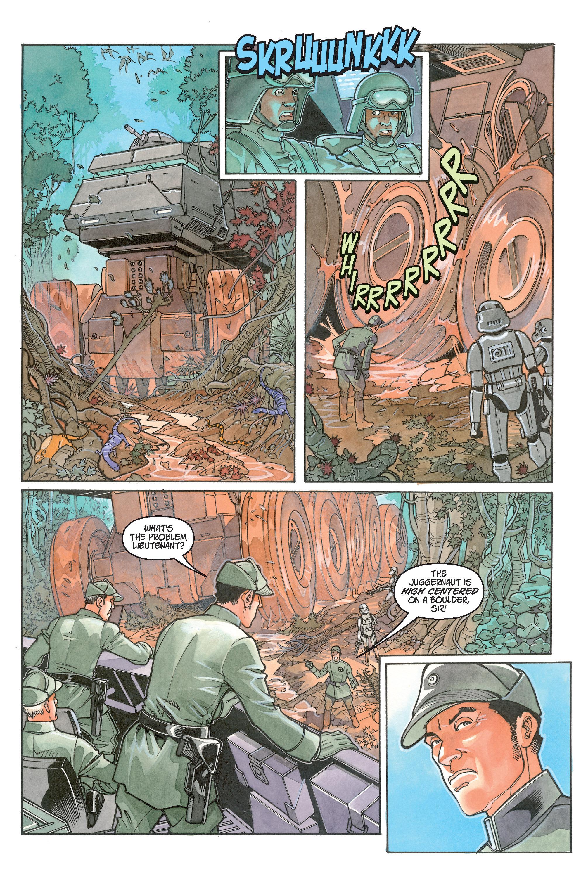 Read online Star Wars Omnibus comic -  Issue # Vol. 22 - 136