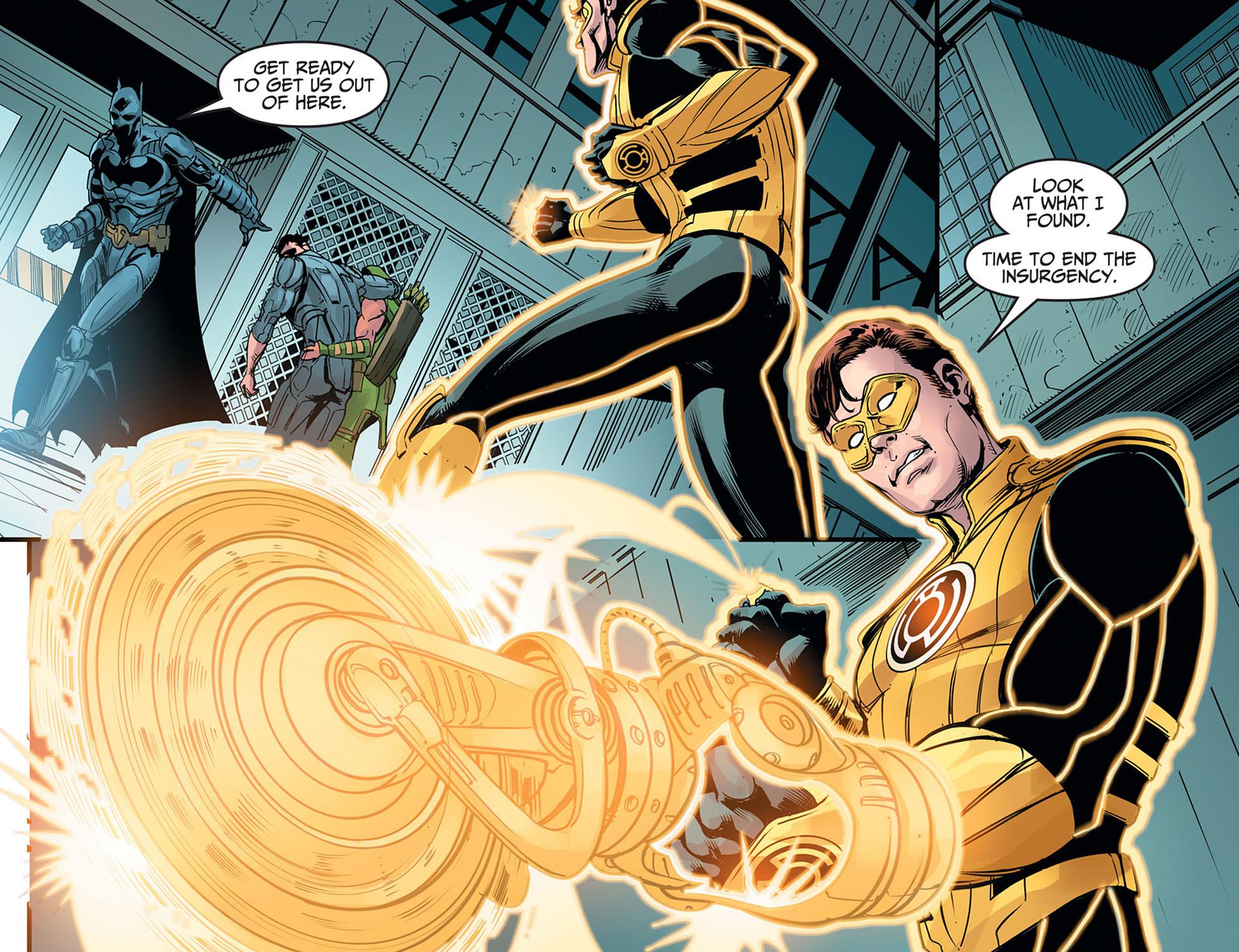 Read online Injustice: Ground Zero comic -  Issue #16 - 14