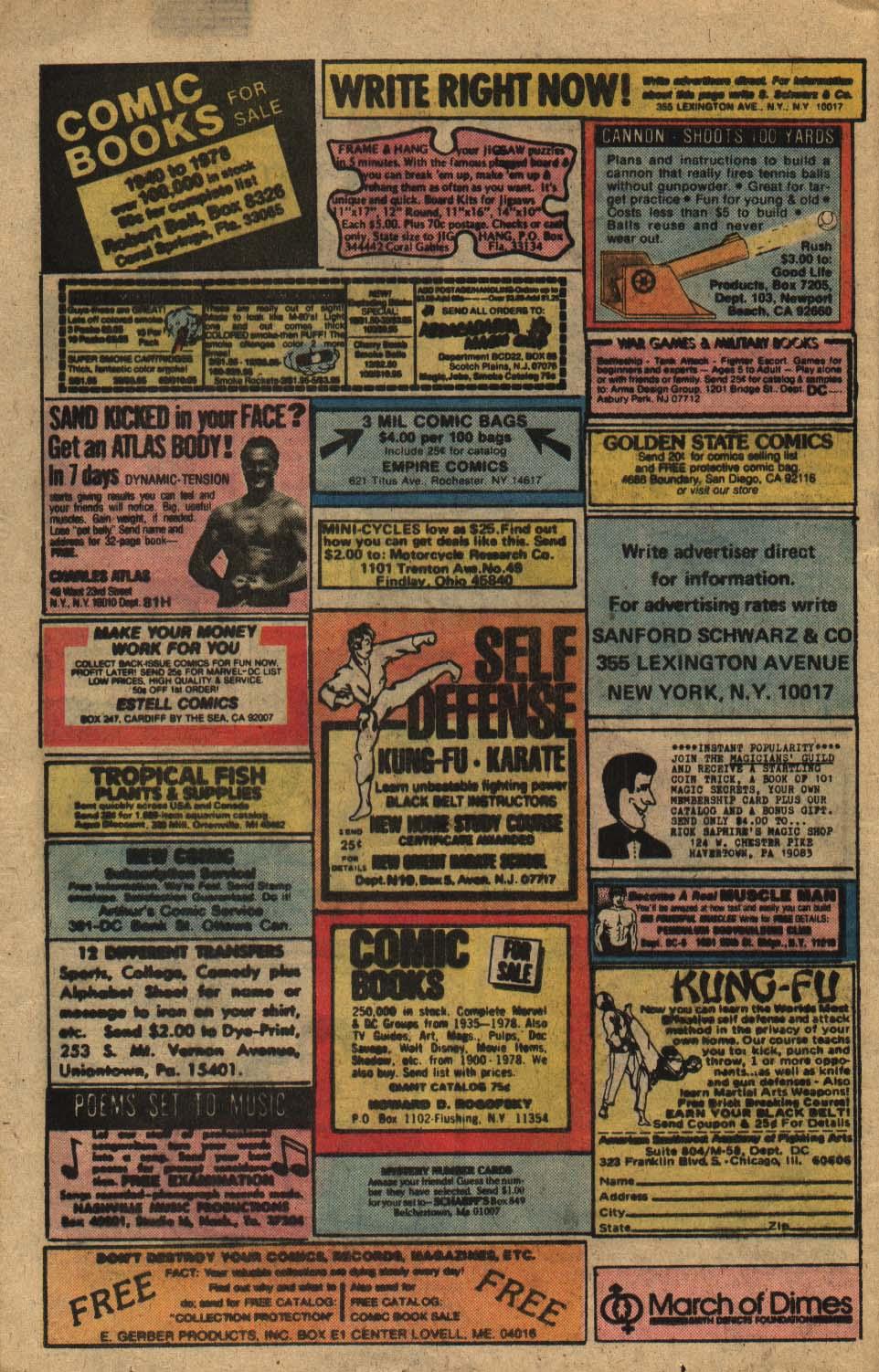 Read online Adventure Comics (1938) comic -  Issue #485 - 24