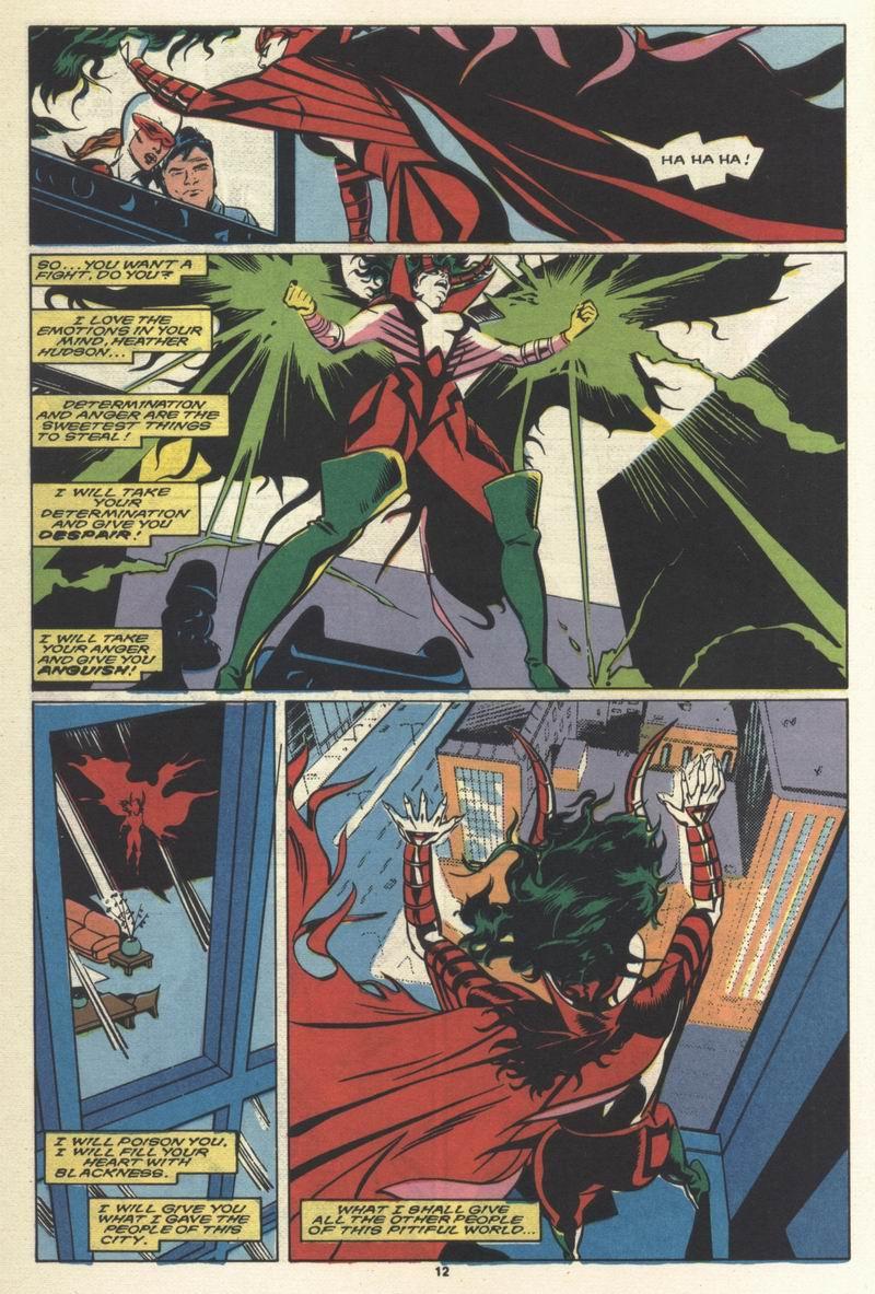 Read online Alpha Flight (1983) comic -  Issue #69 - 14