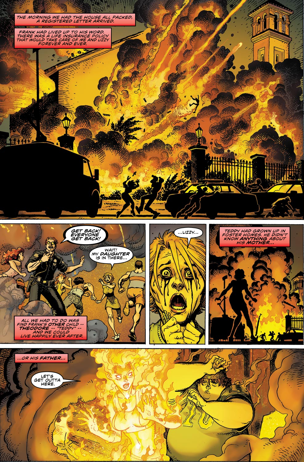 Read online Ultimate X comic -  Issue #4 - 20
