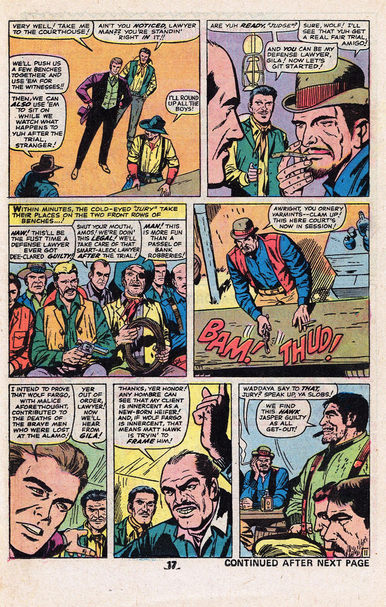 Read online Two-Gun Kid comic -  Issue #134 - 19