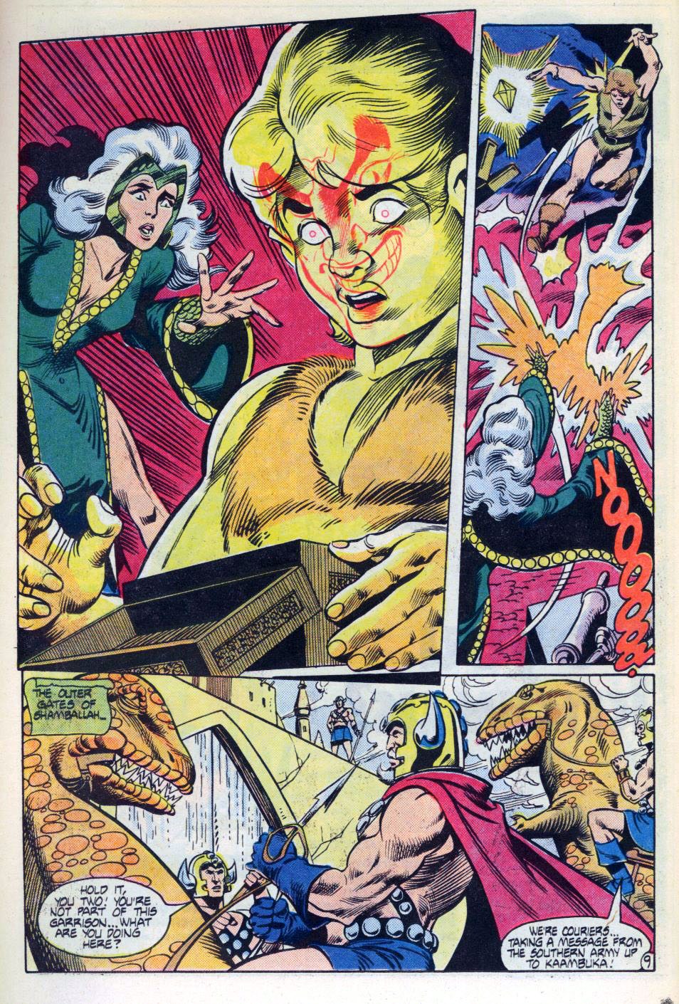 Warlord (1976) issue 92 - Page 10